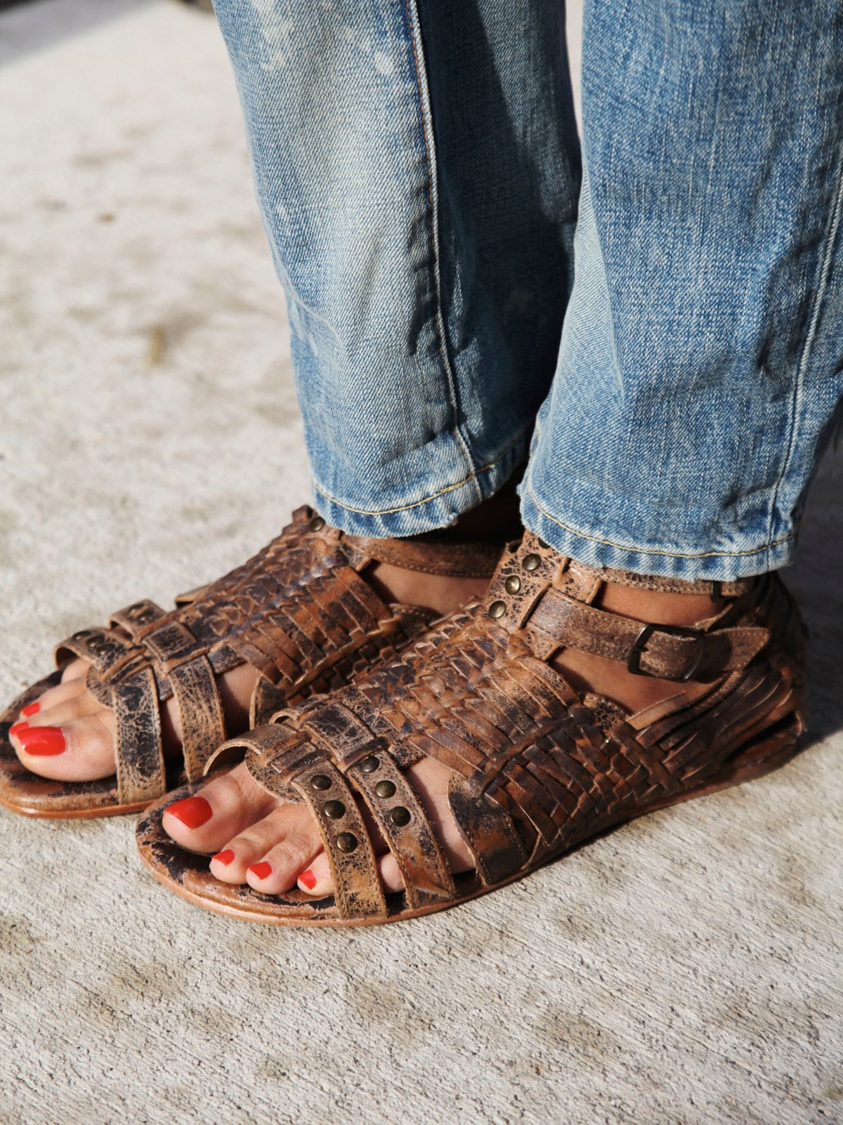 Cactus Valley Sandal