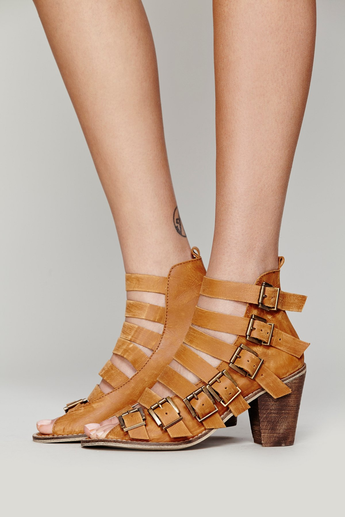 Canton Heel