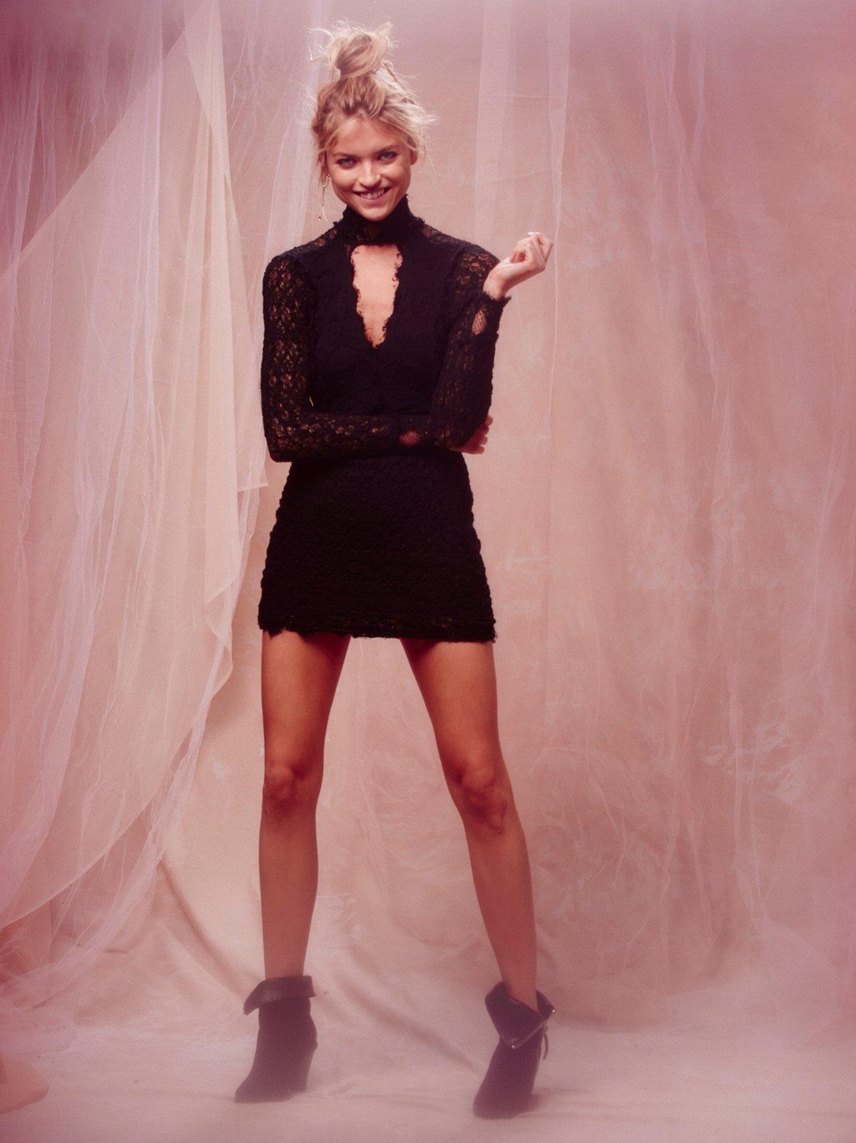 Florencia Long Sleeve Dress