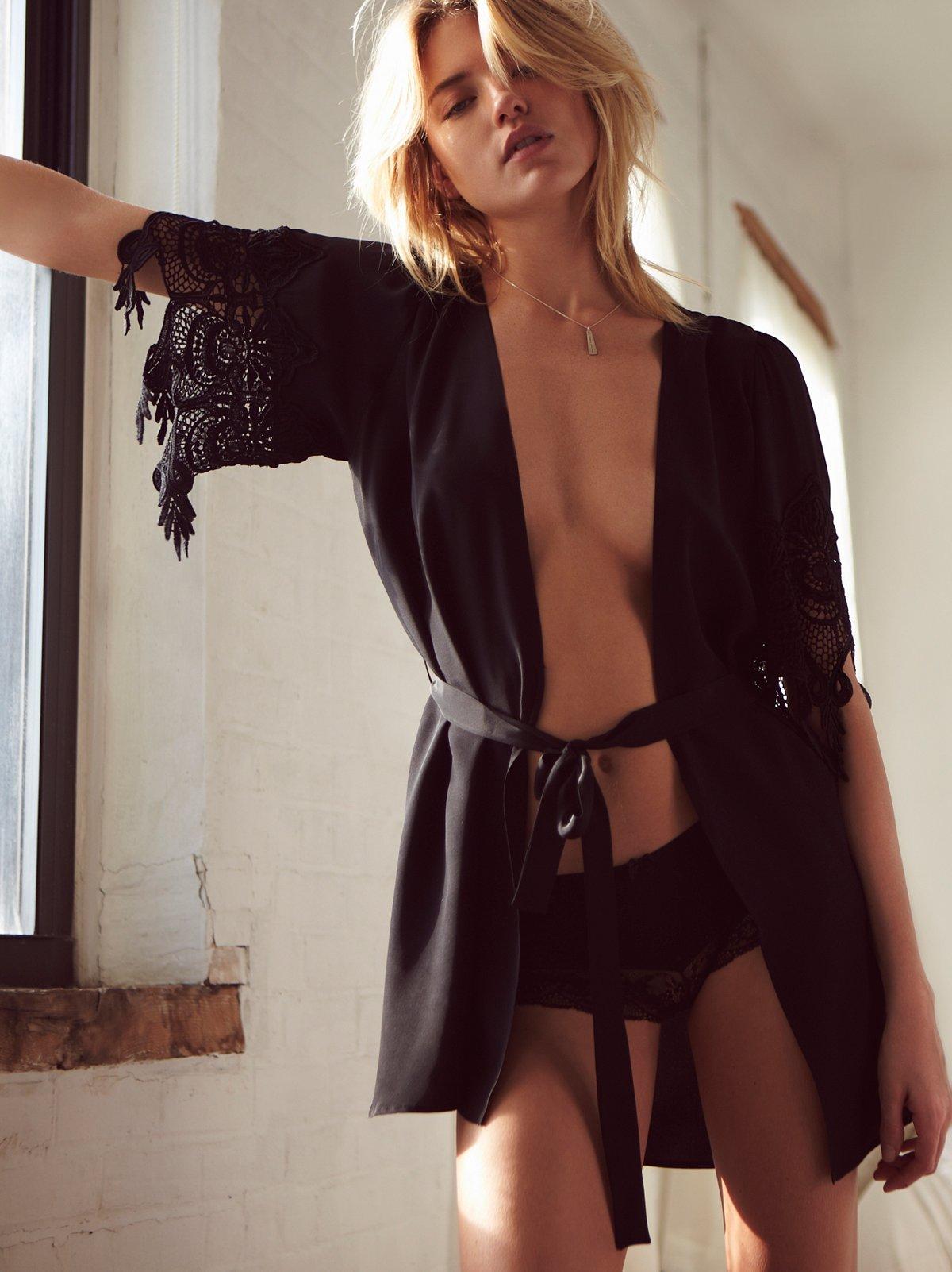 Fox Robe