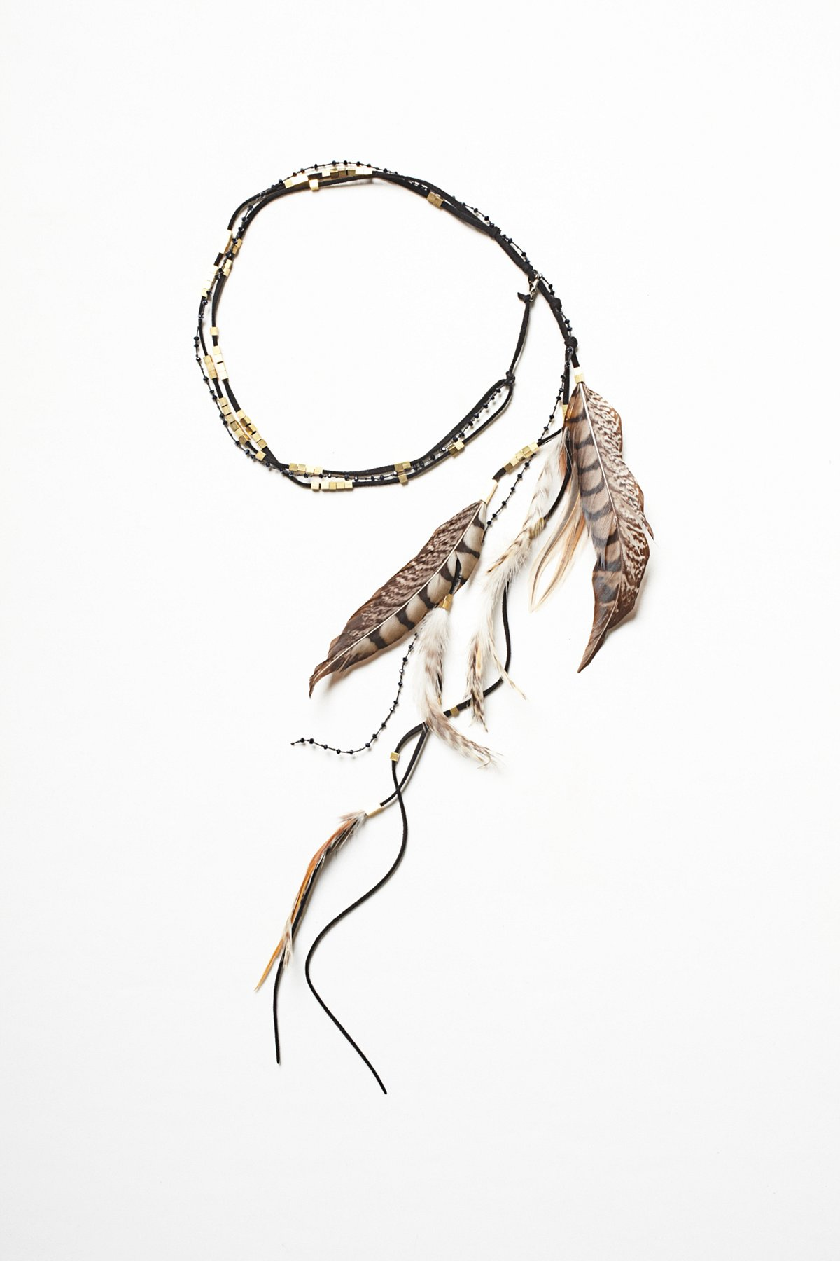 Feather Back Halo
