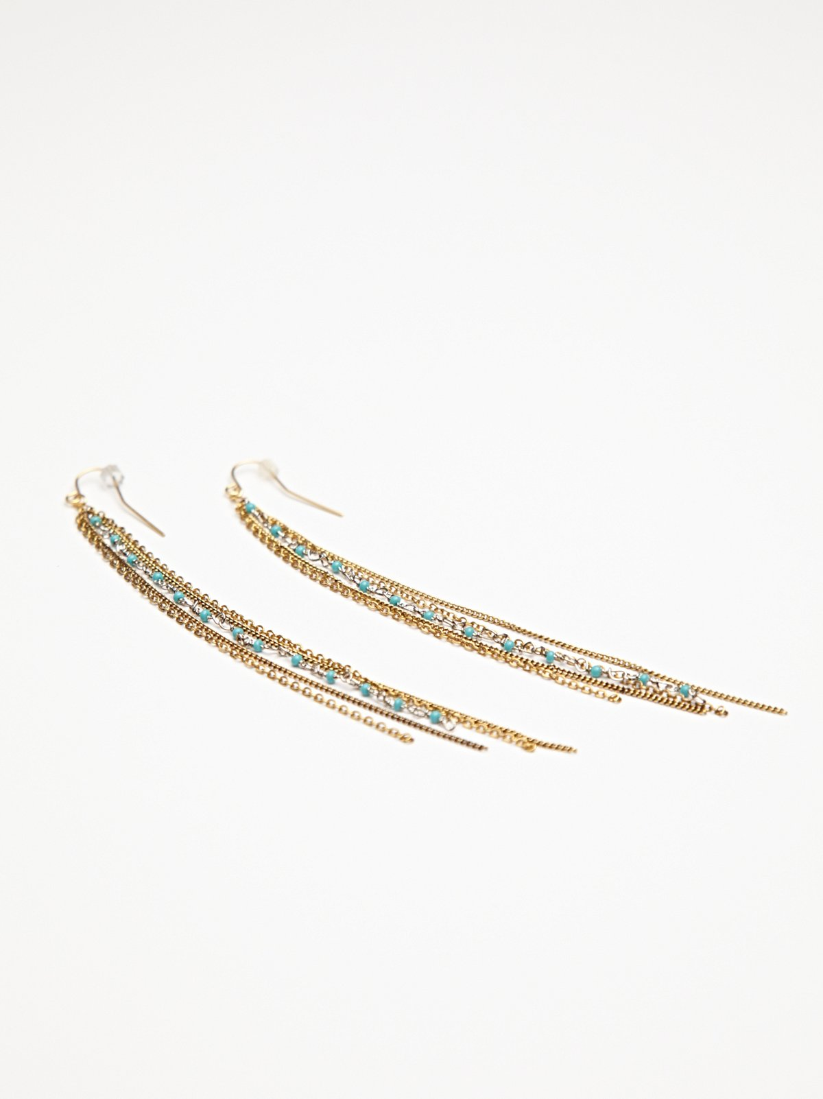 Beaded Festival Earring
