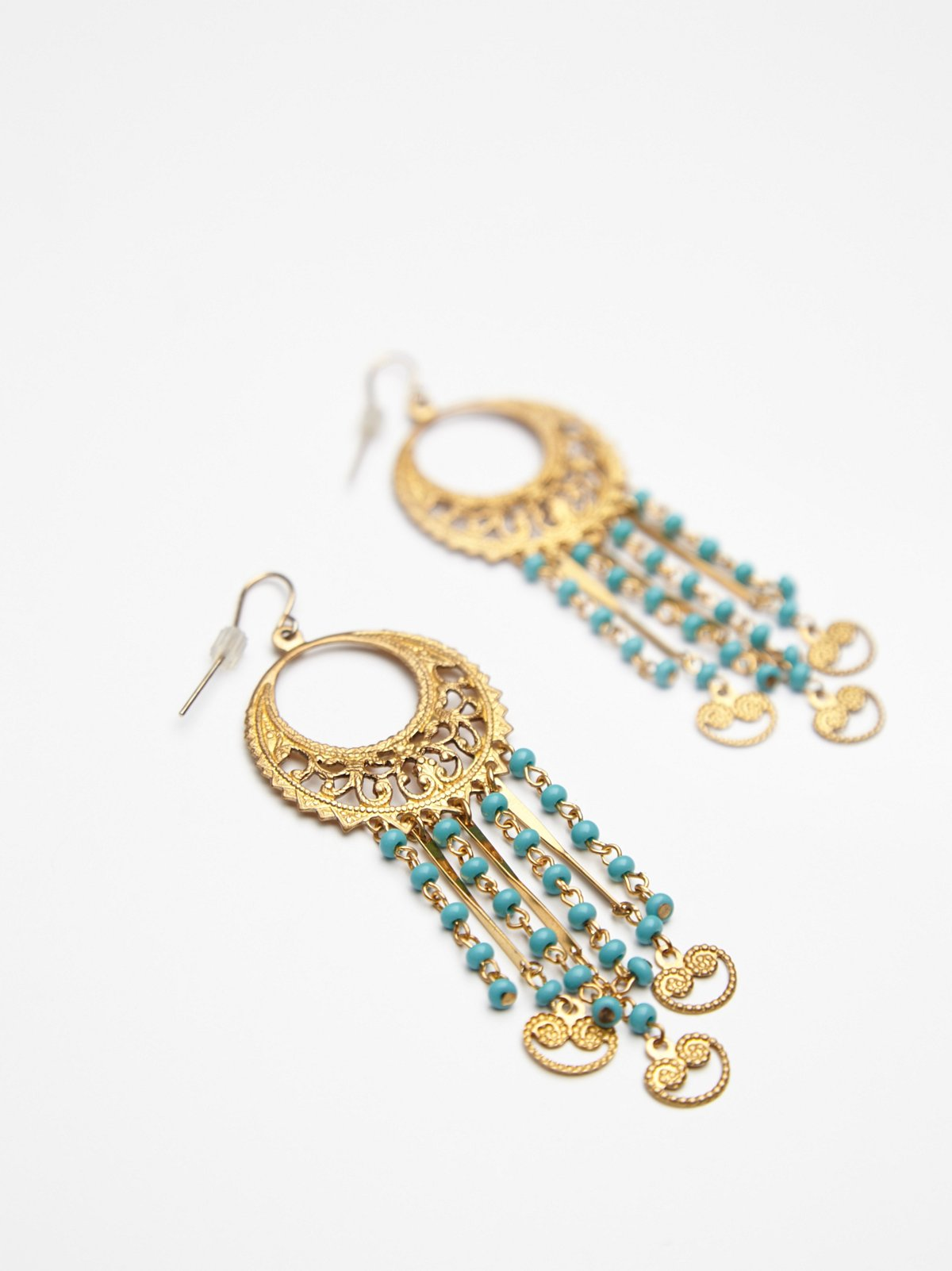 Sanyor Disk Statement Earring