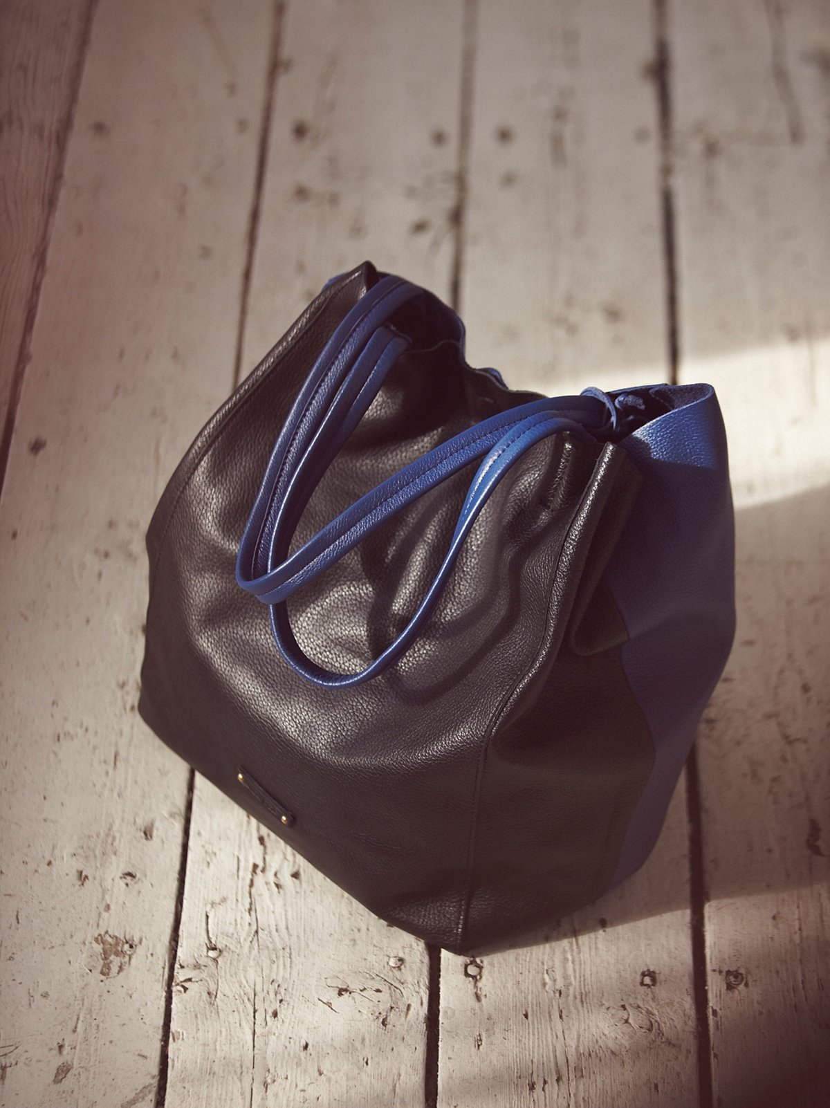 Sybil Leather Tote
