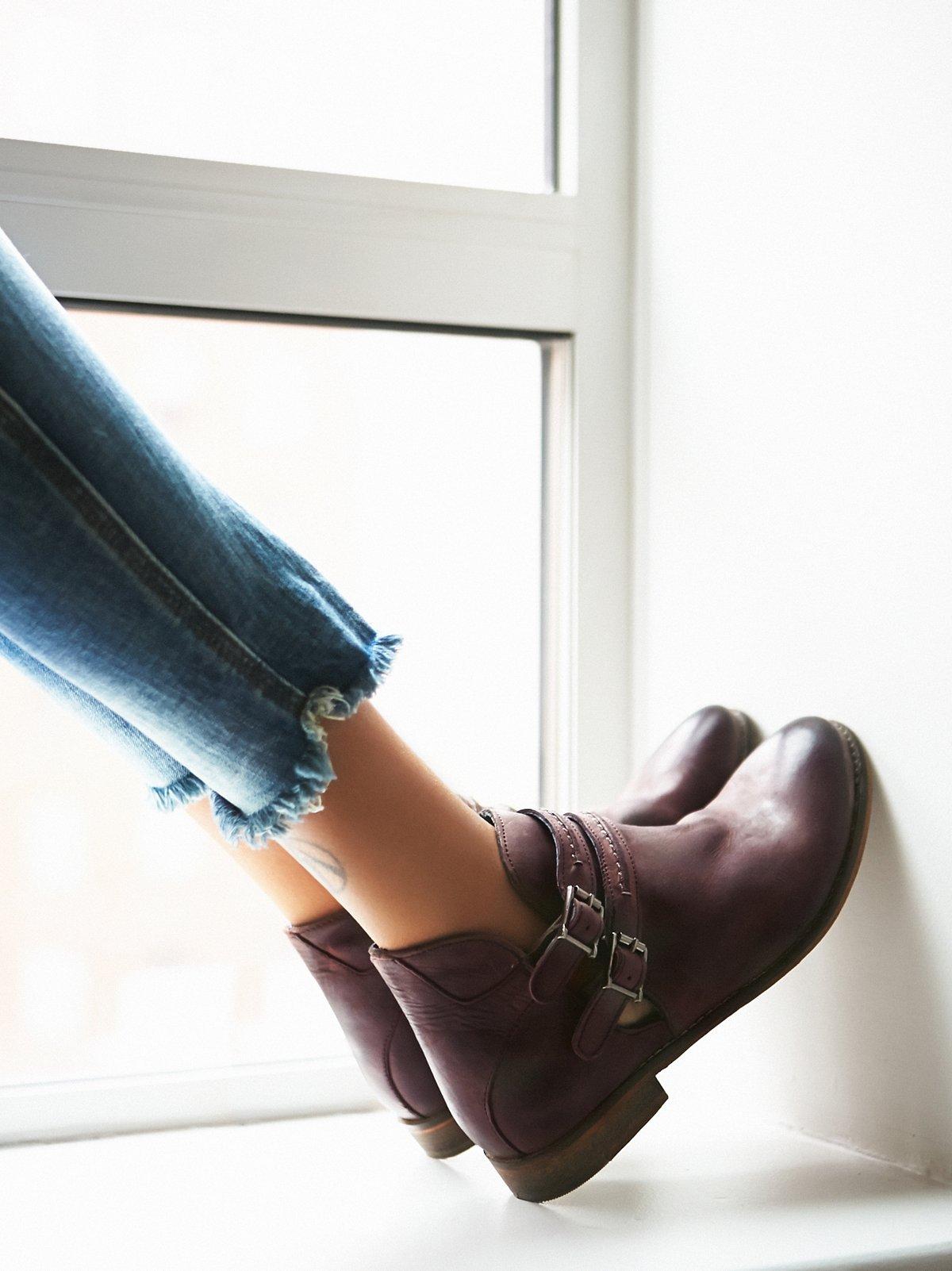 Braeburn 踝靴