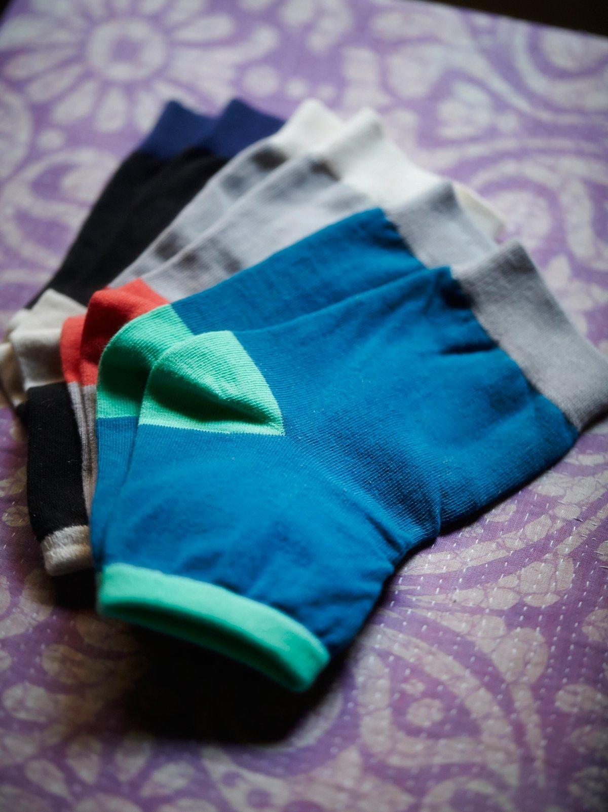 Om Toeless Sock 3 Pack