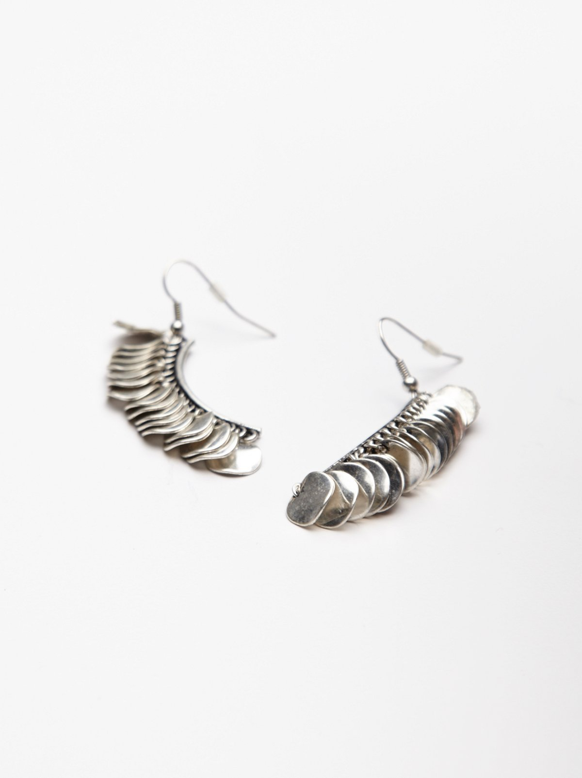 Penny Drop Earring
