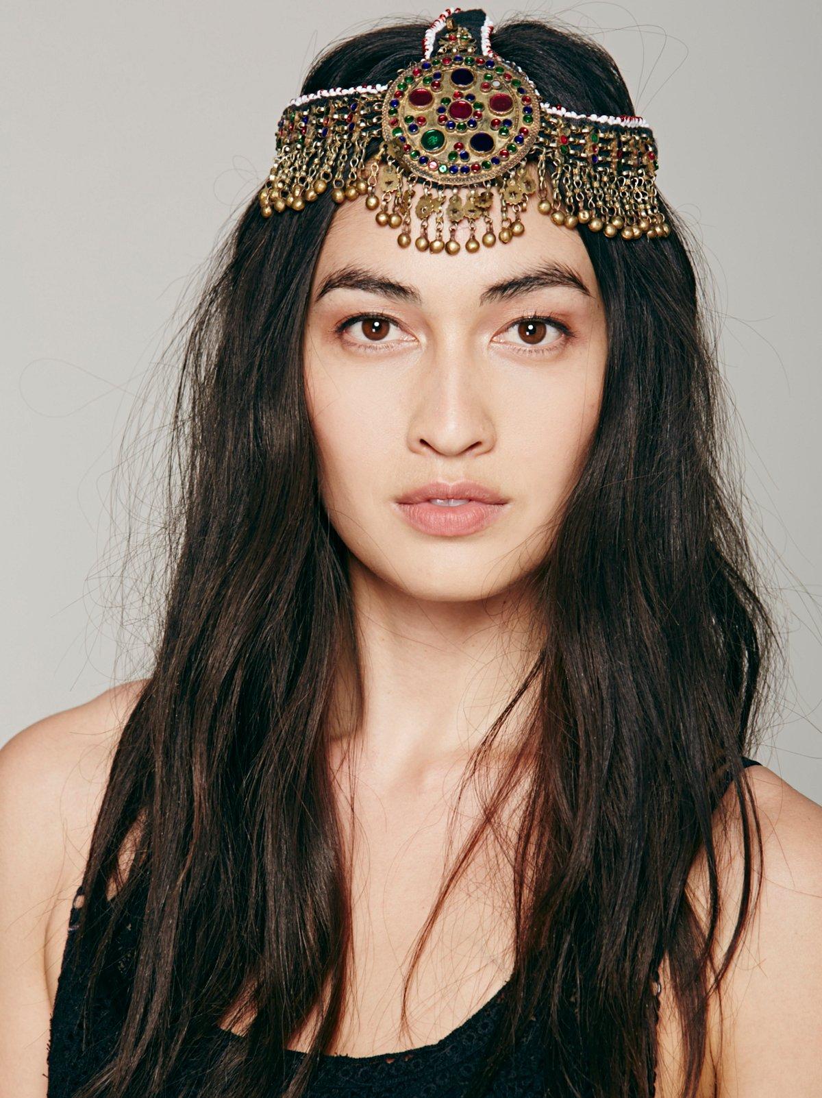 Kuchi Headpiece