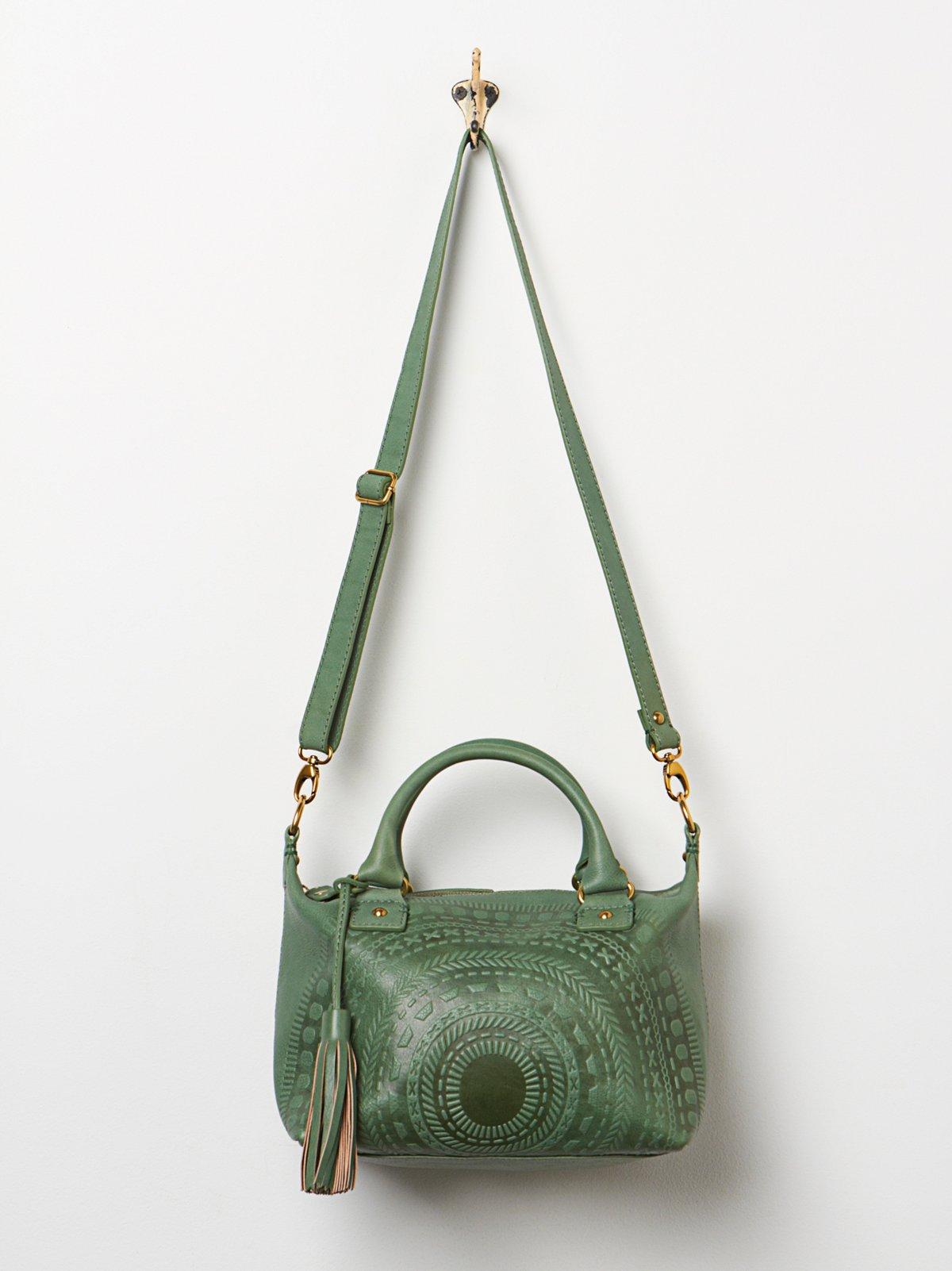Sadie Leather Bag