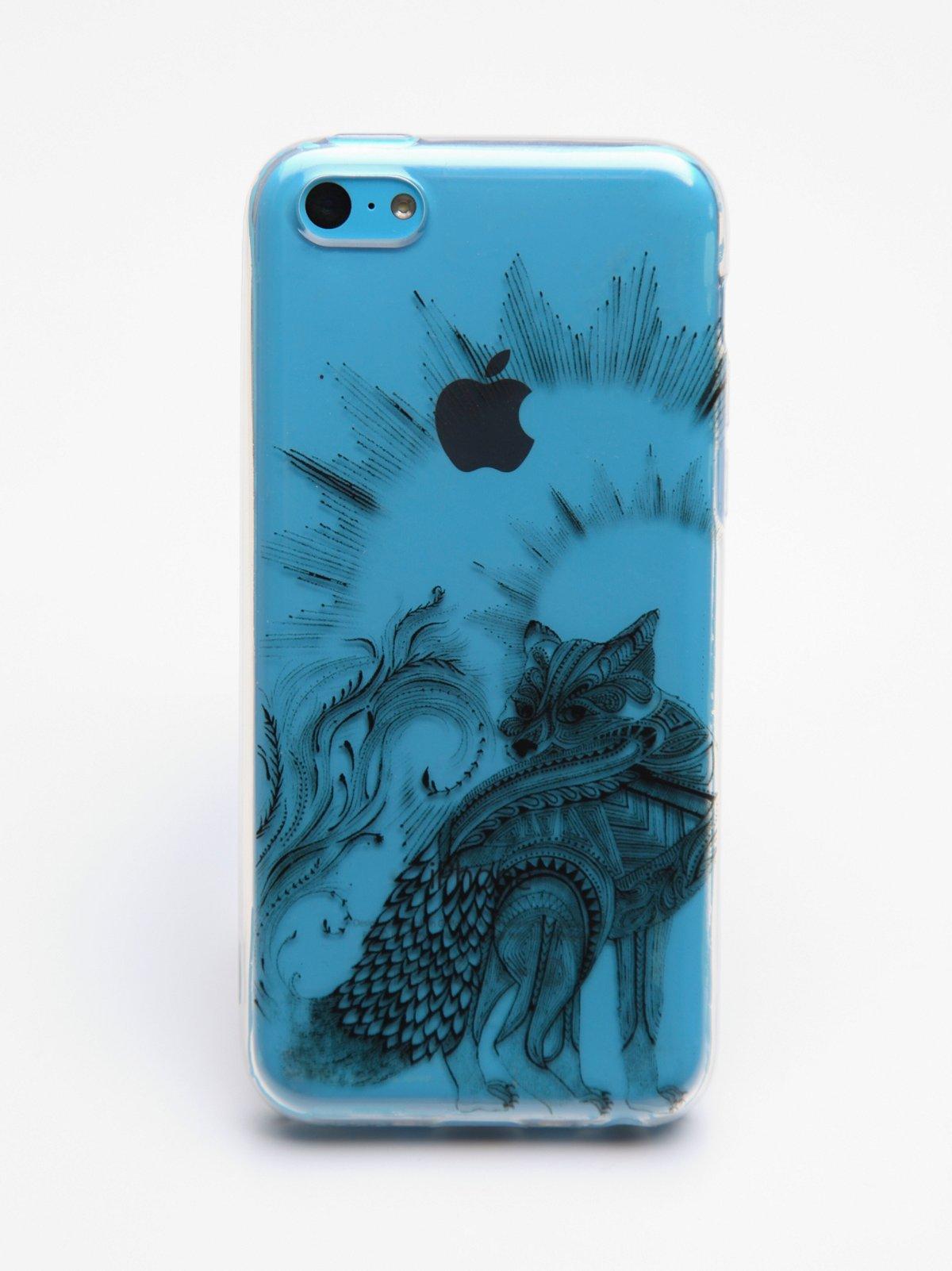 Clear iPhone 5/5C Case