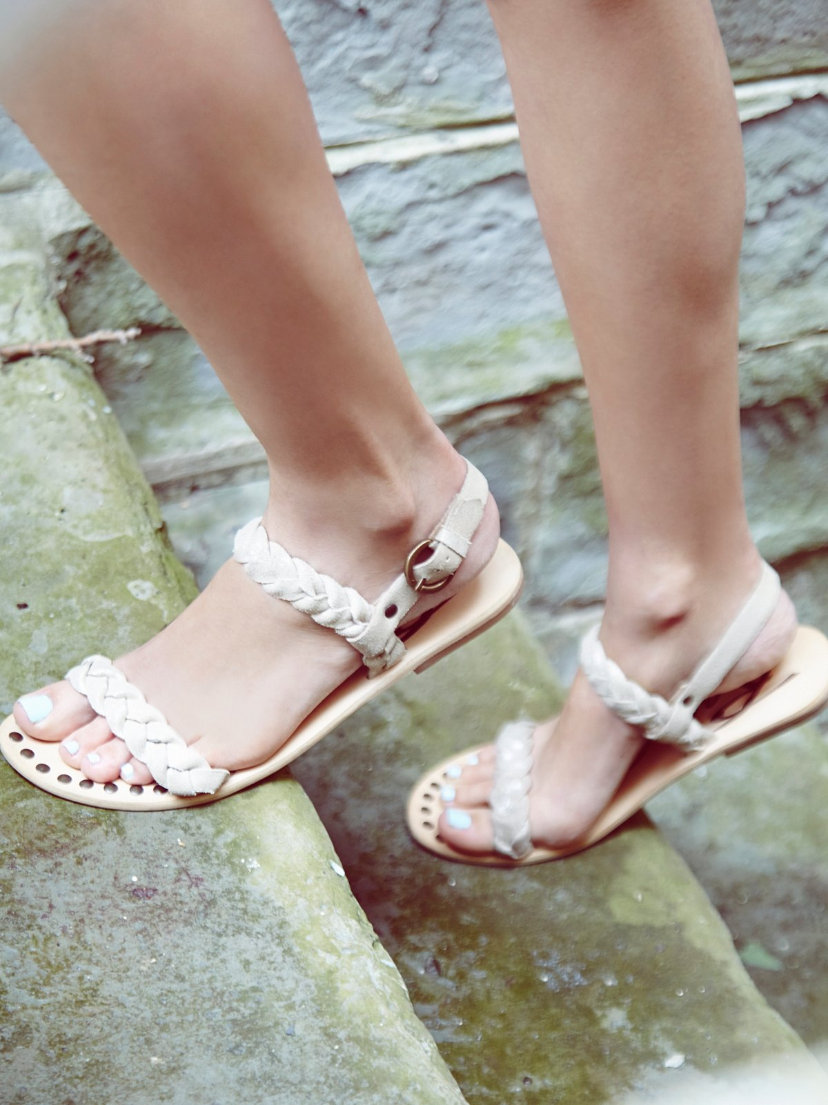 Belinda Braid Sandal