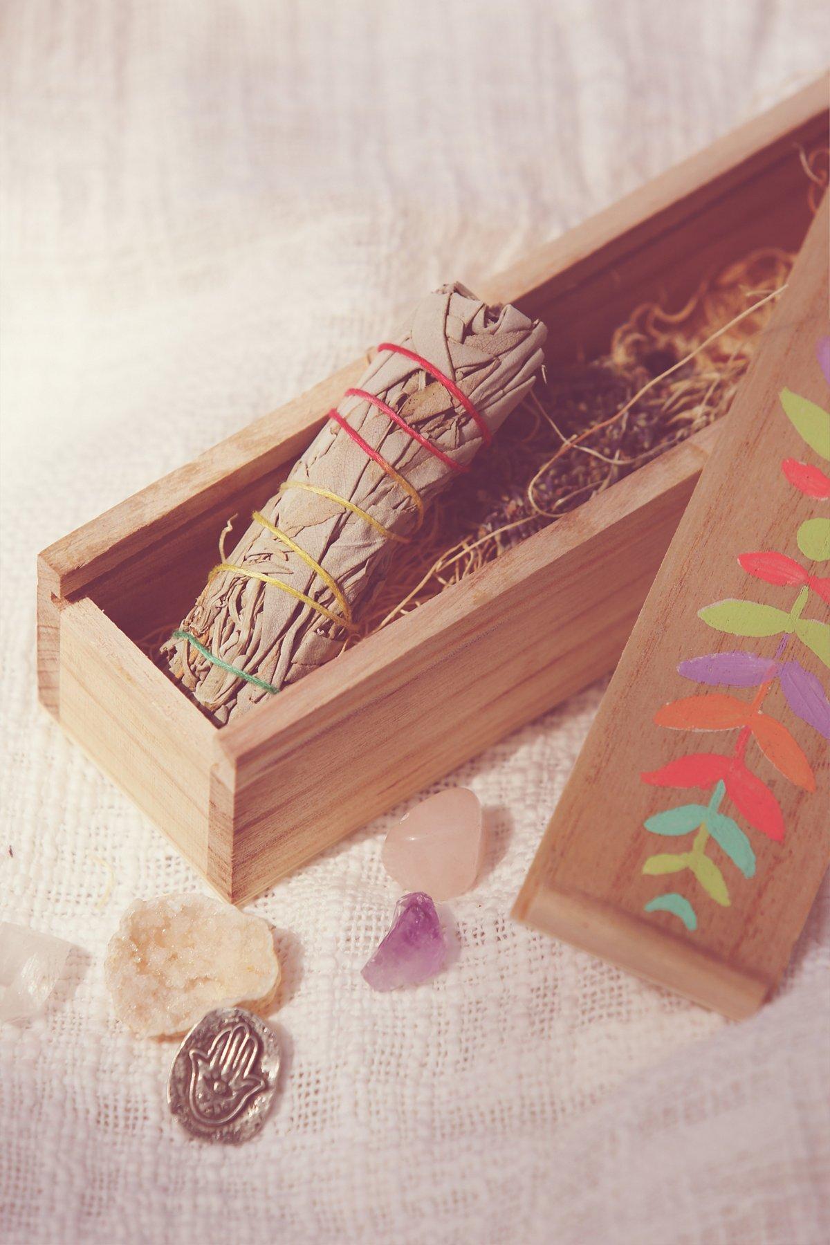 Bright Mystical Box