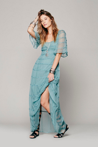 Wedding Flutter Sleeve Dress piped flutter sleeve dress at free people clothing boutique dress