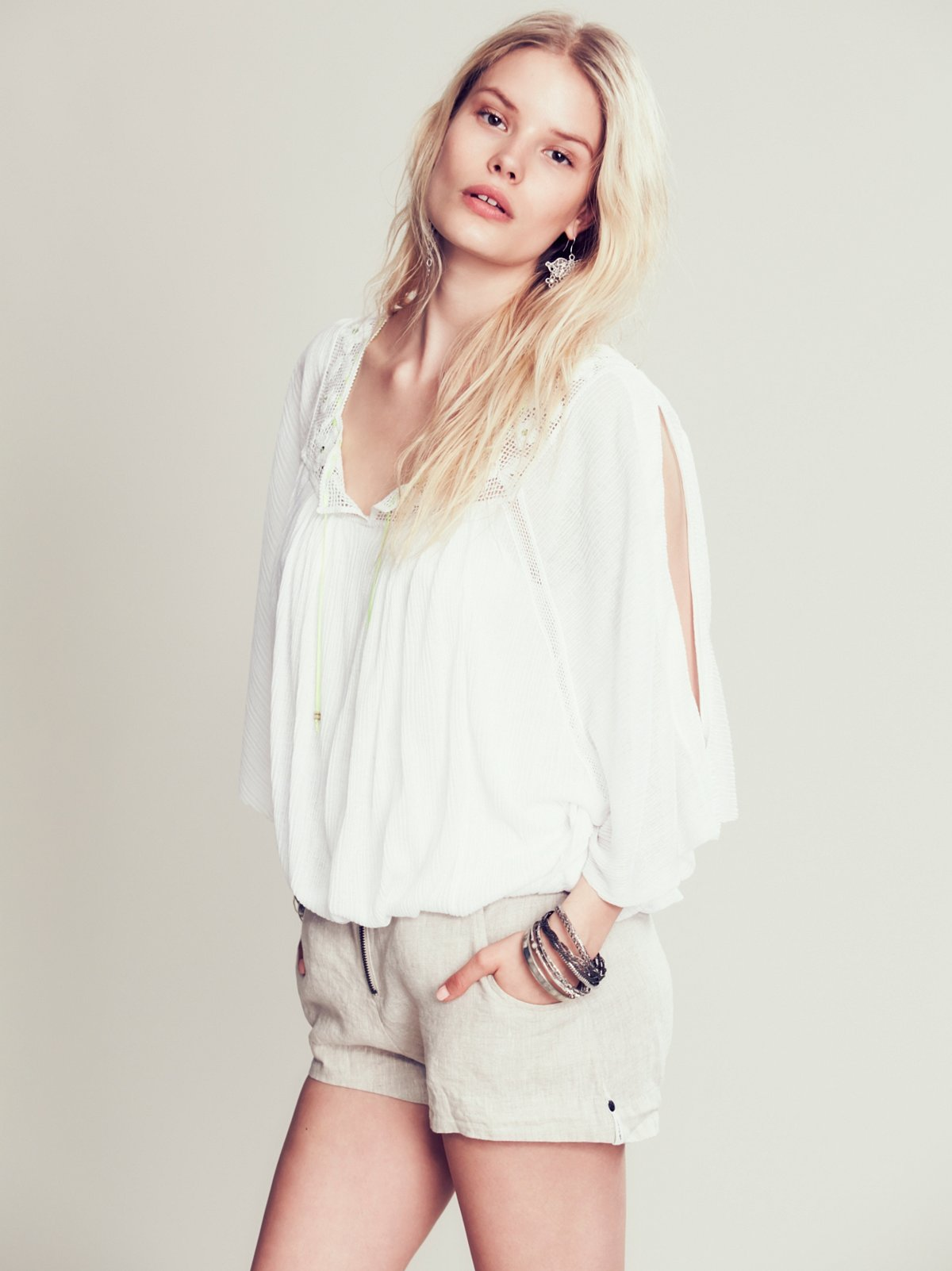 FP New Romantics Going Steady Blouse