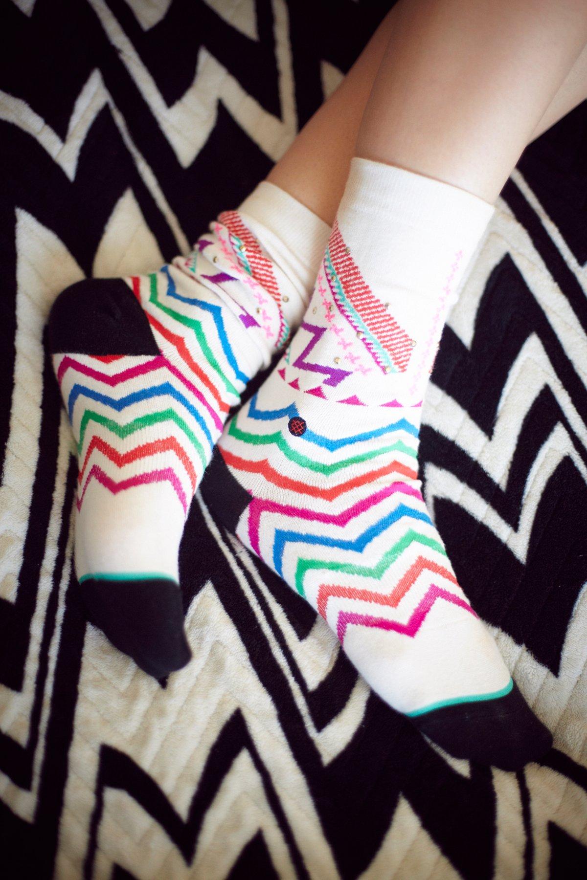 Wednesday Crew Sock
