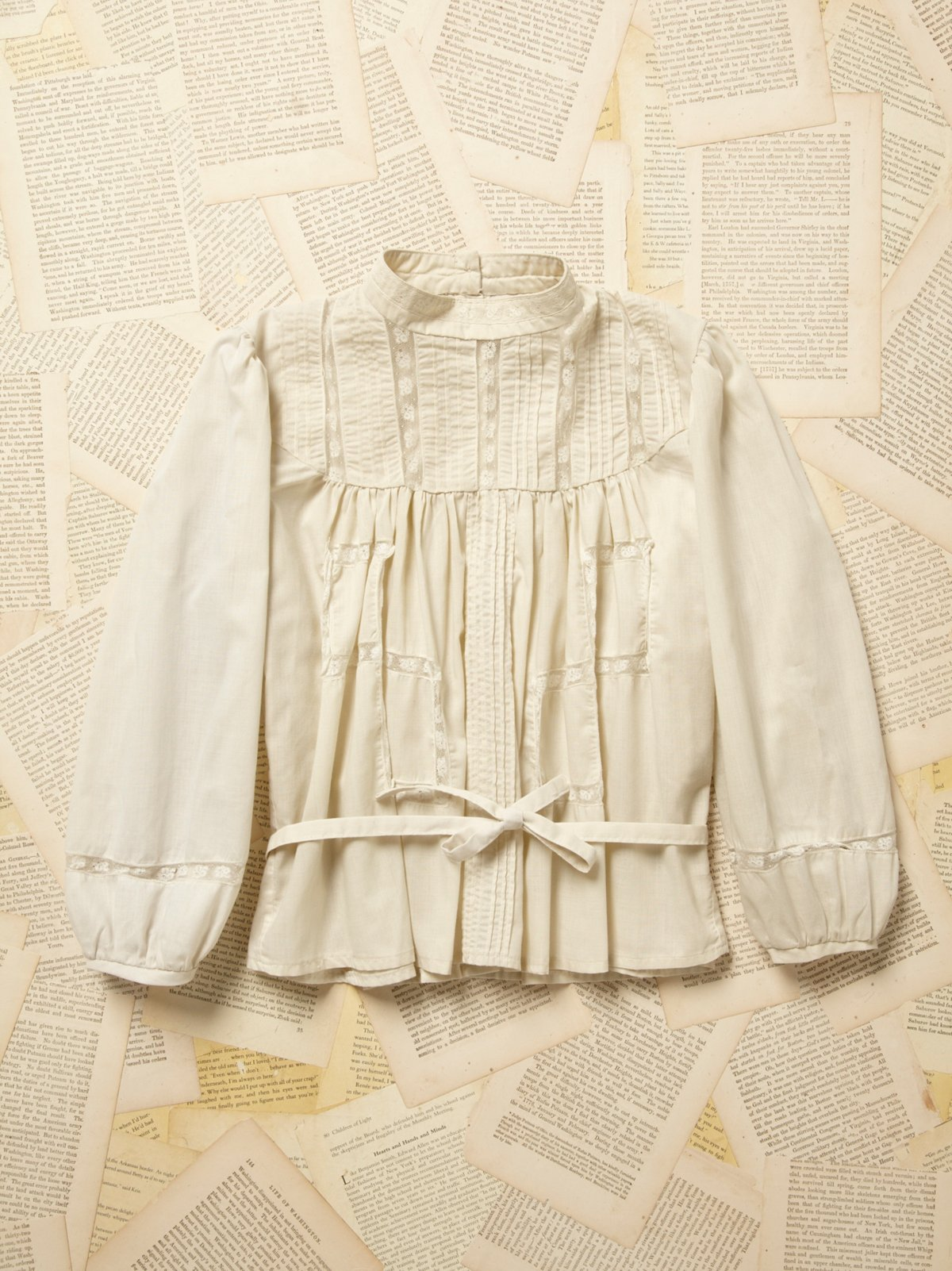 Vintage Victorian Swing Blouse