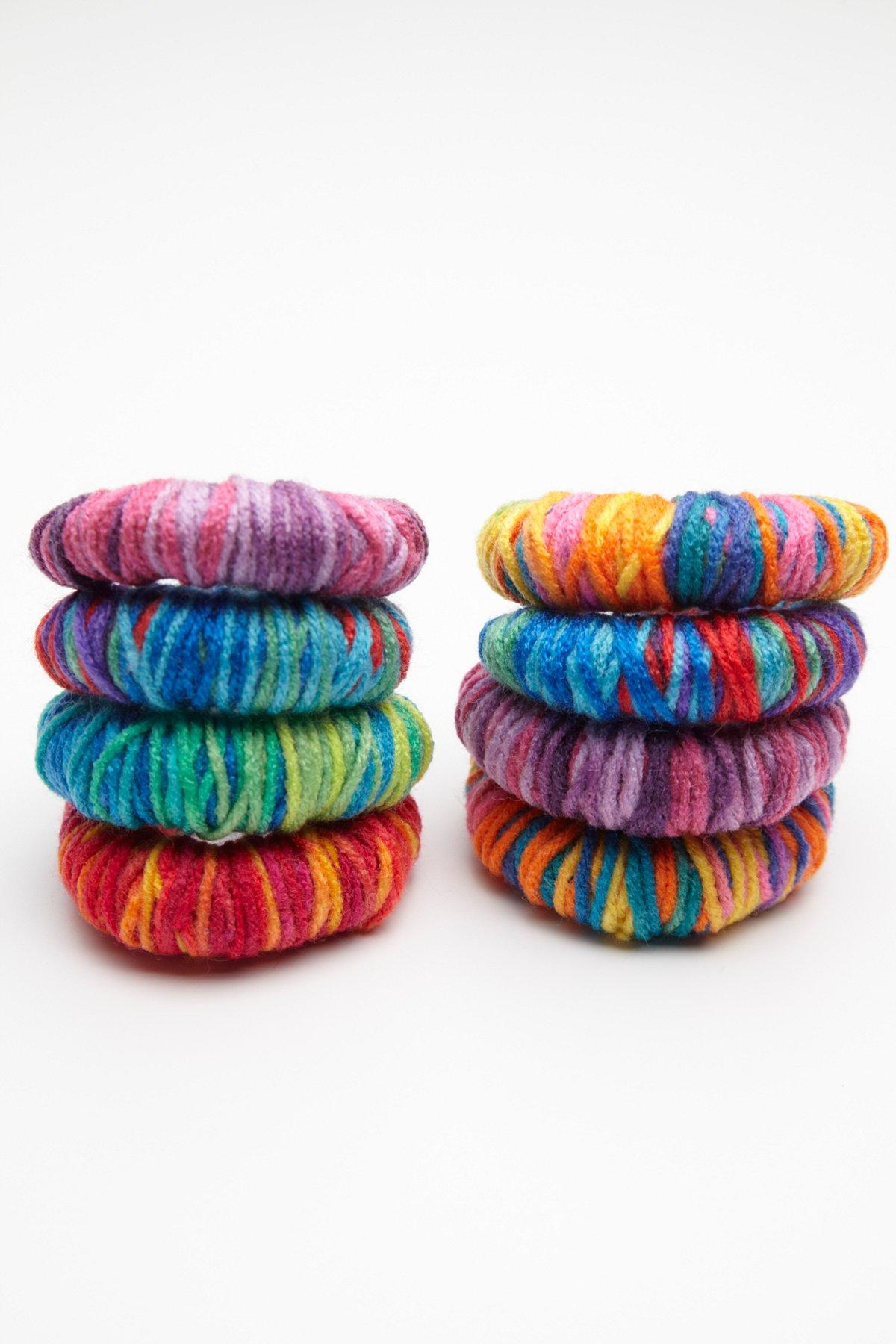 Hair Yarn Rollers