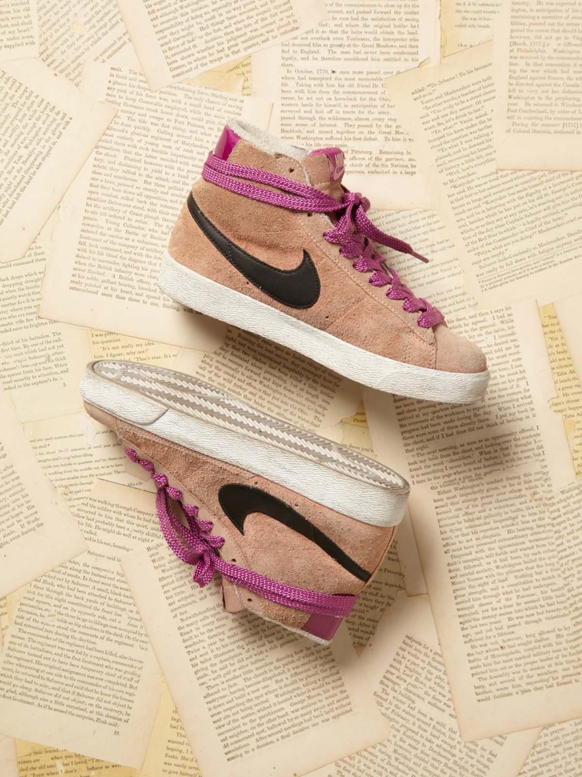 Vintage Nike Blazer Mid 73 Sneaker