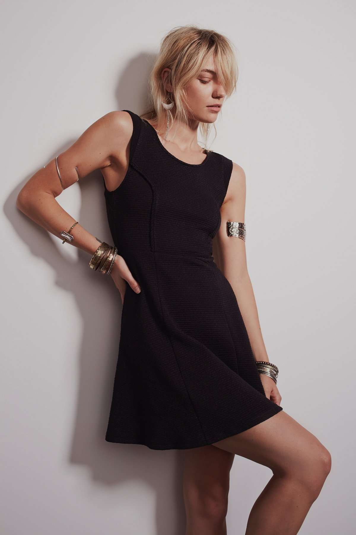 Boom Boom Fit and Flare Dress