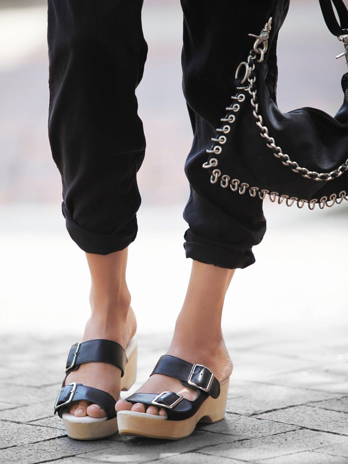 Amelia Slip On Clog