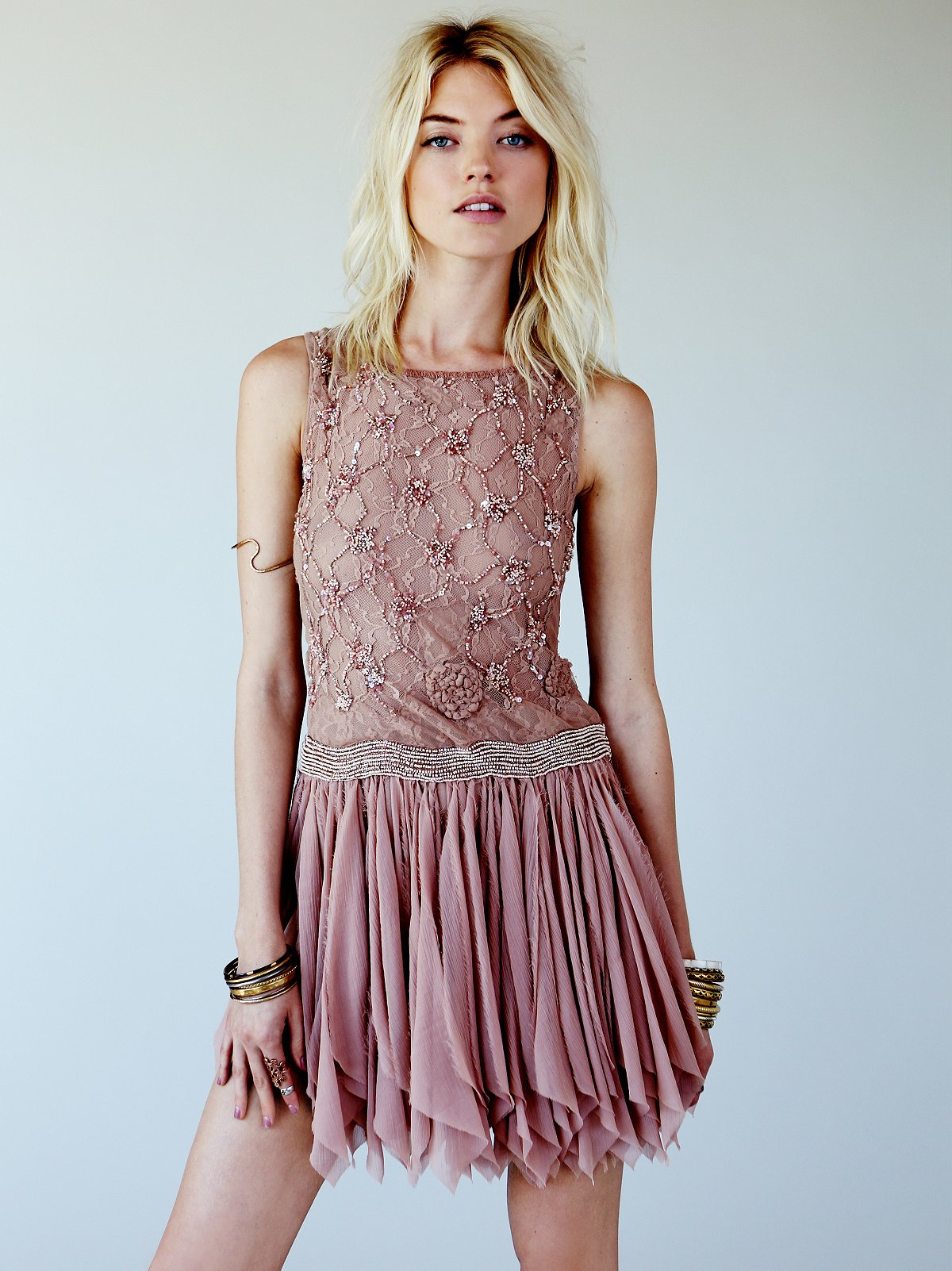 Samantha Embellished Dress
