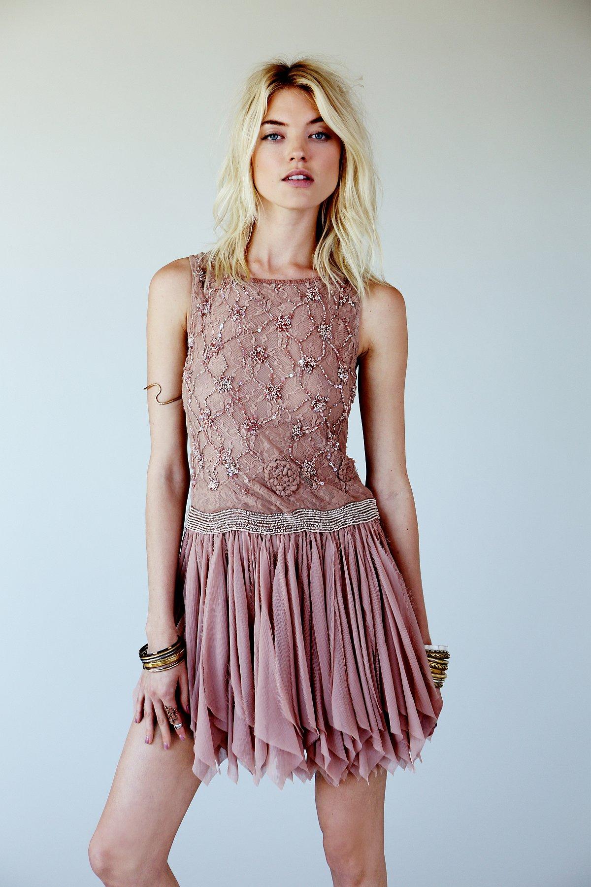 Samantha Embellished Dress