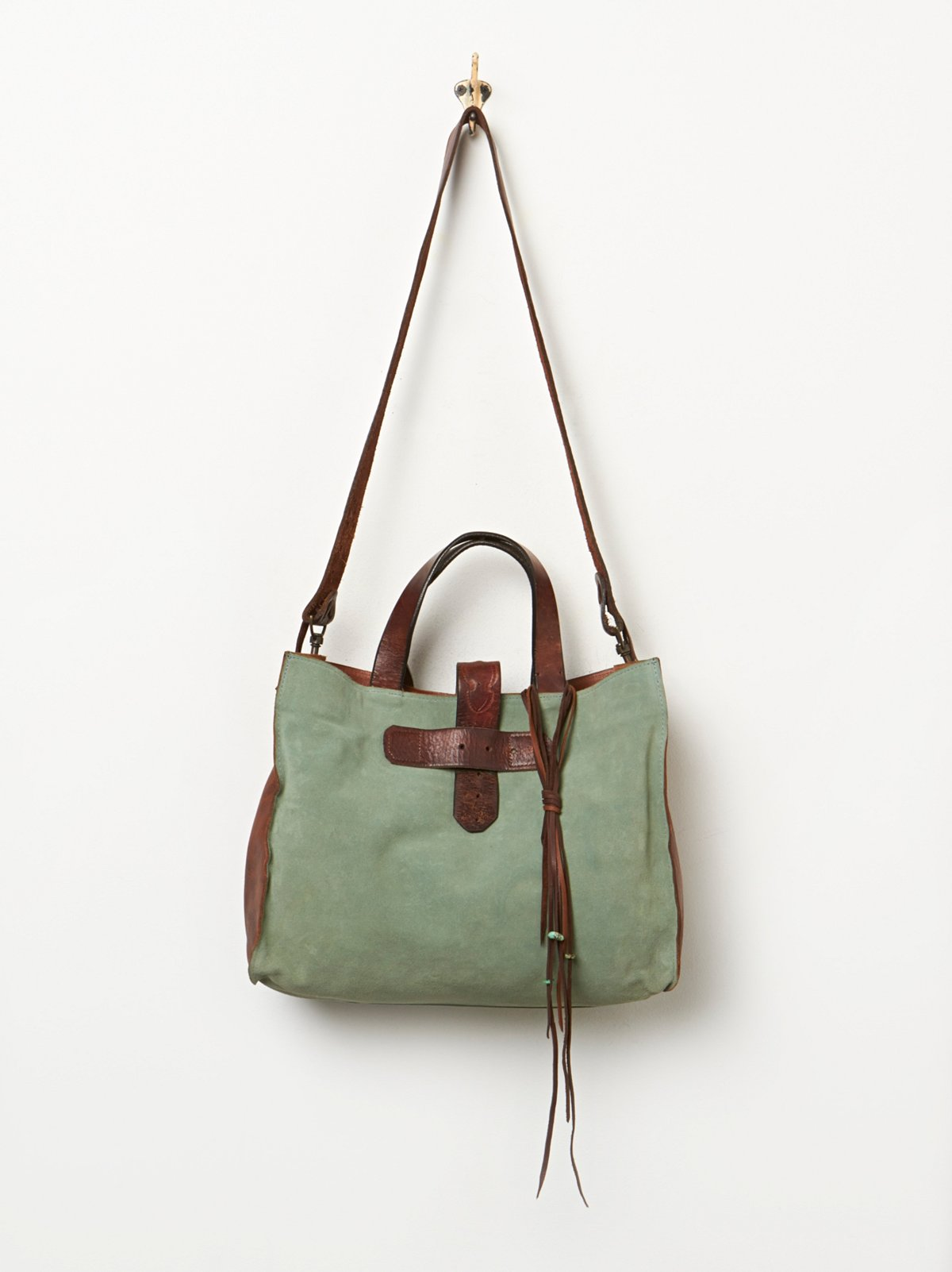 Everett Leather Tote