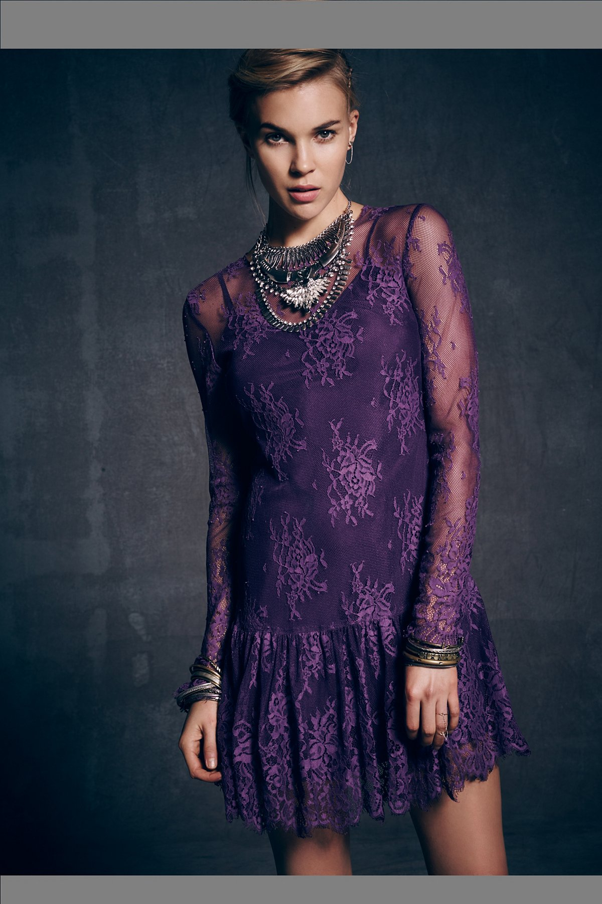 Reece Lace Dress