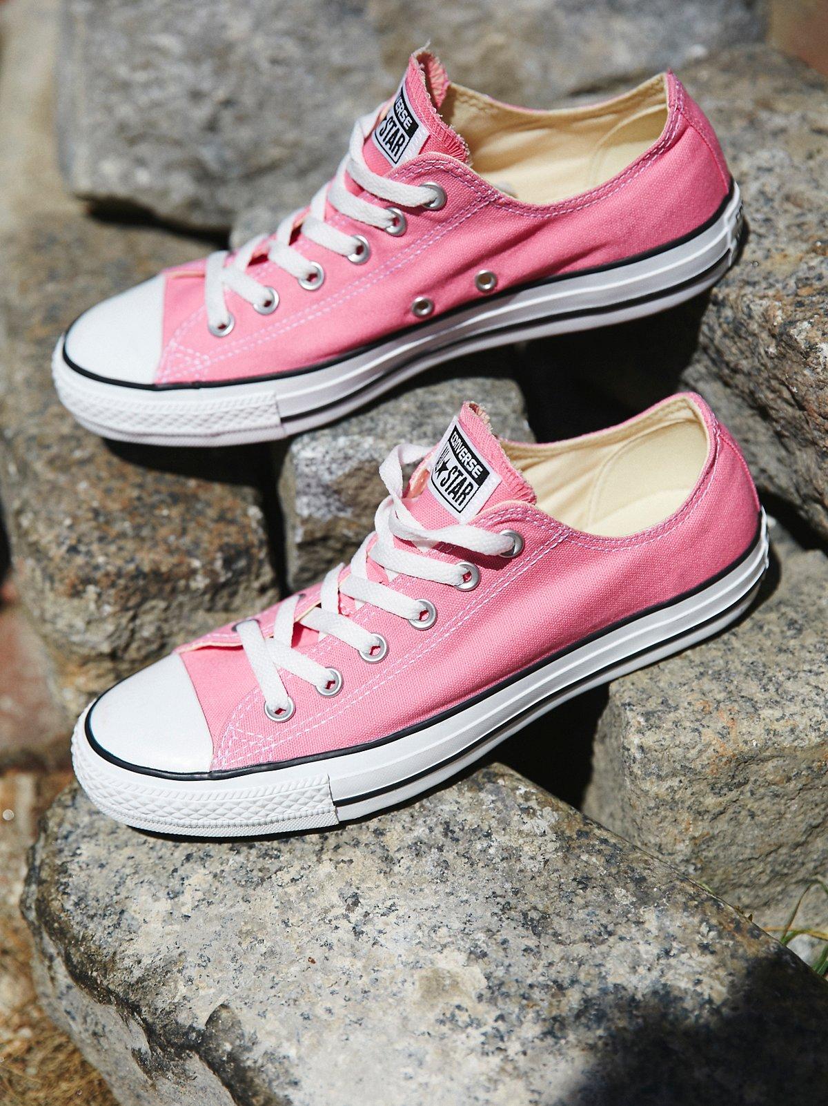 Charlie Converse帆布鞋