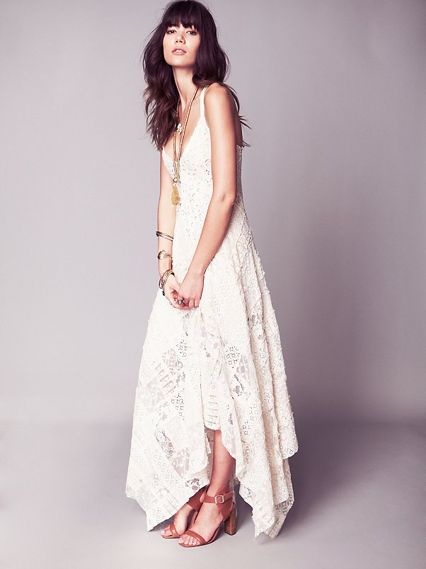 FP ONE Cast Away Gown