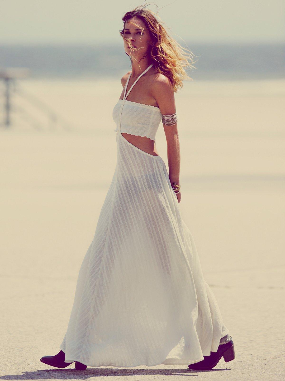 Heavenly Waters Dress
