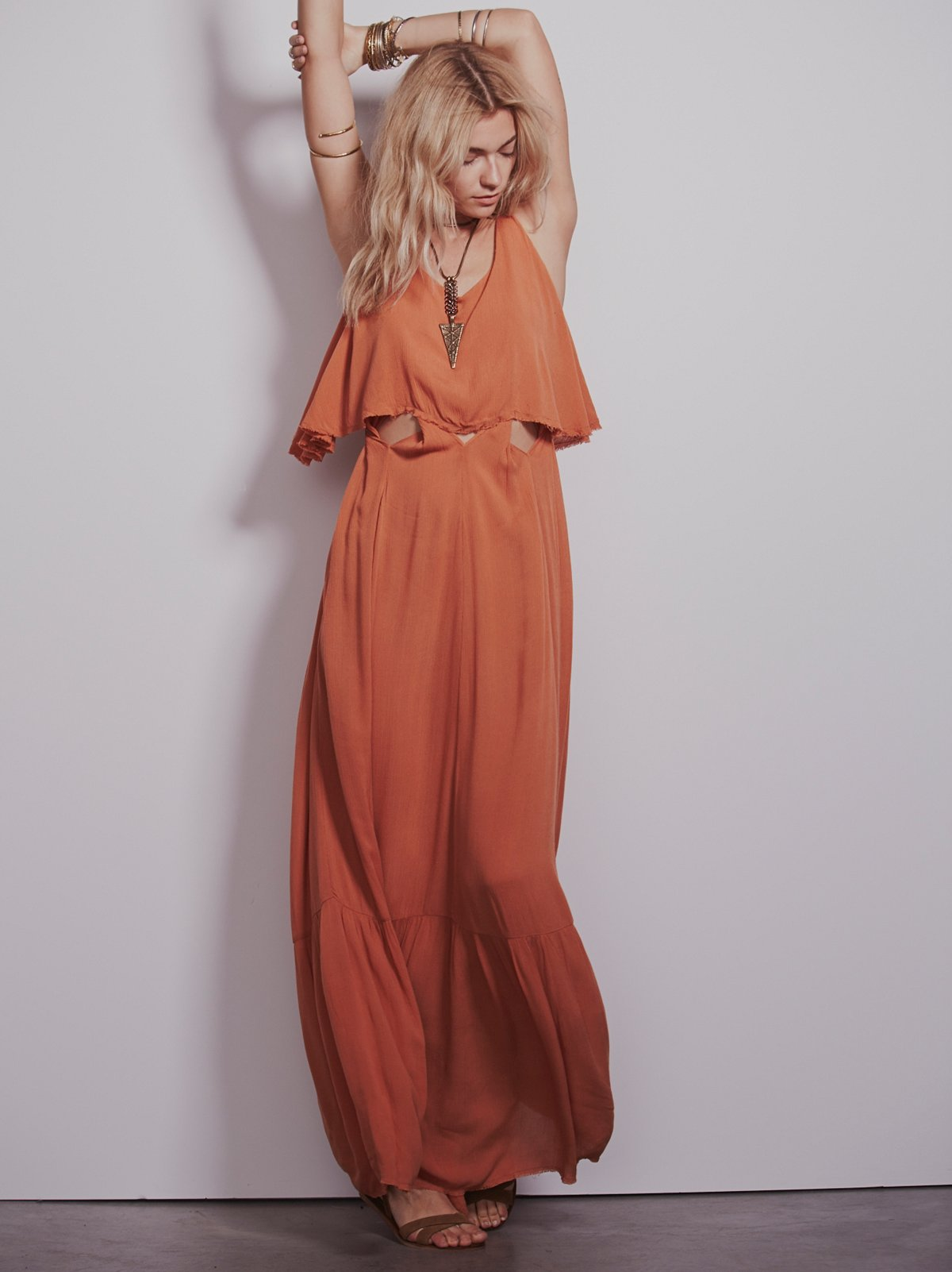 Andalusia Maxi Dress