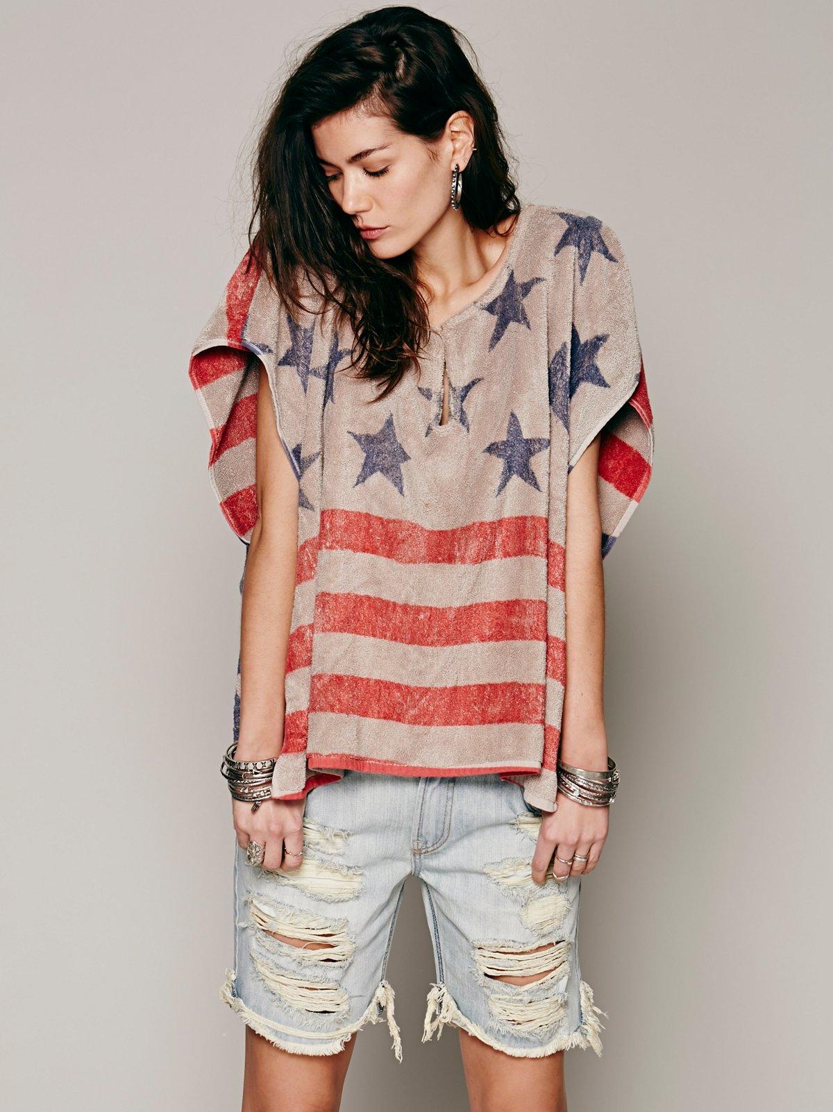 Americana Terri Poncho