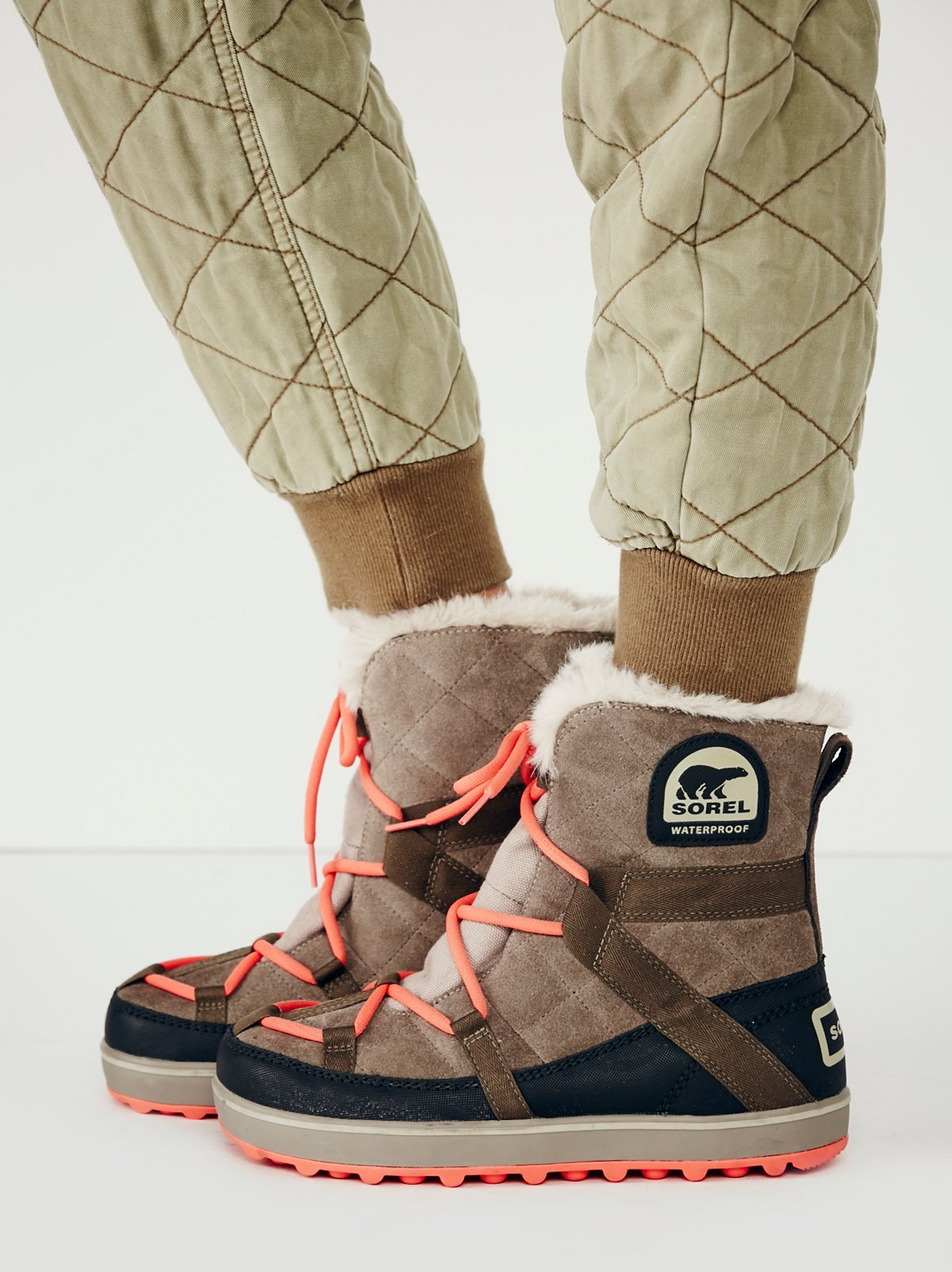 Glacy Explorer Weather Boot