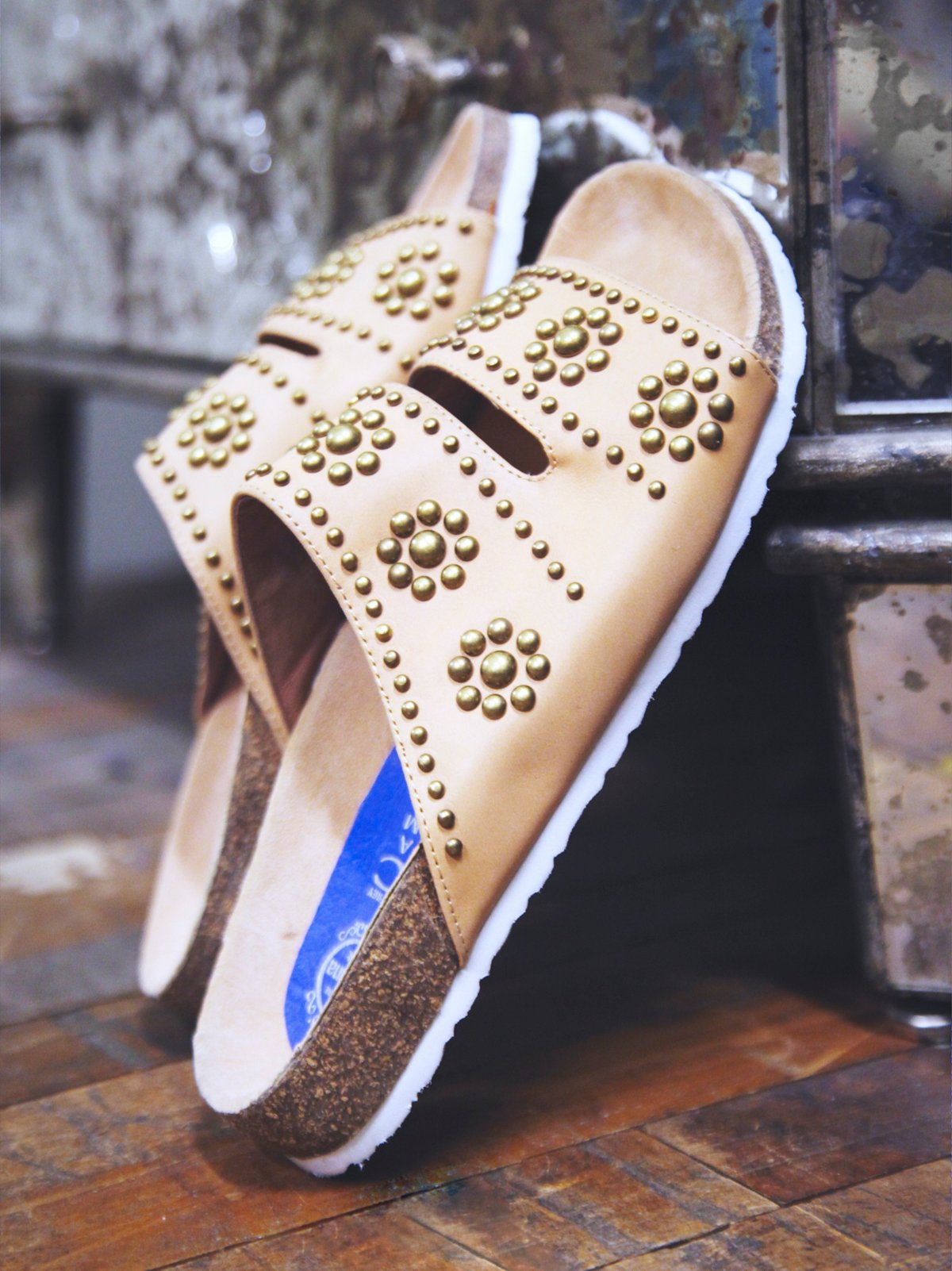 Libson Footbed Sandal