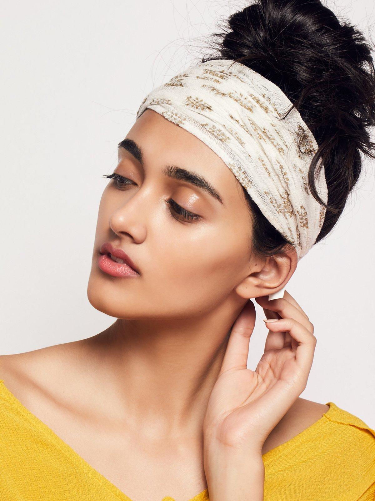 Myna Headband