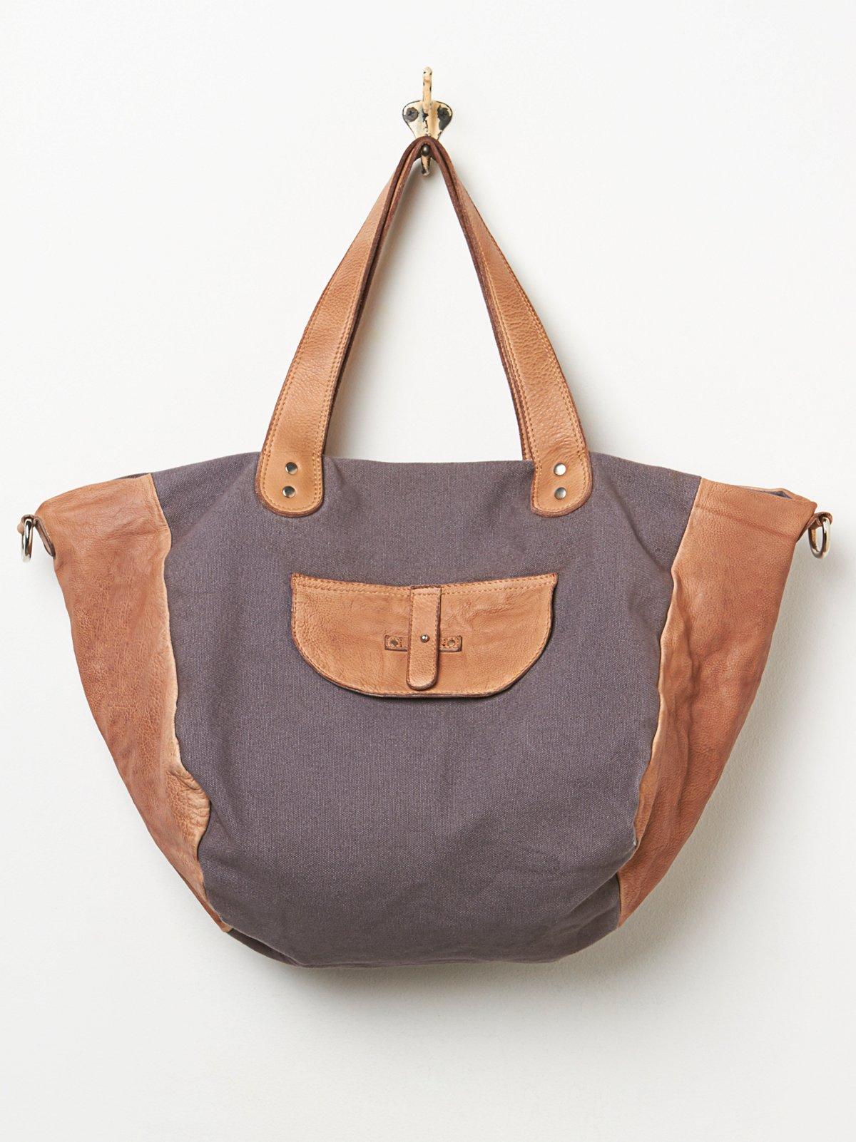 Kingston Washed Tote
