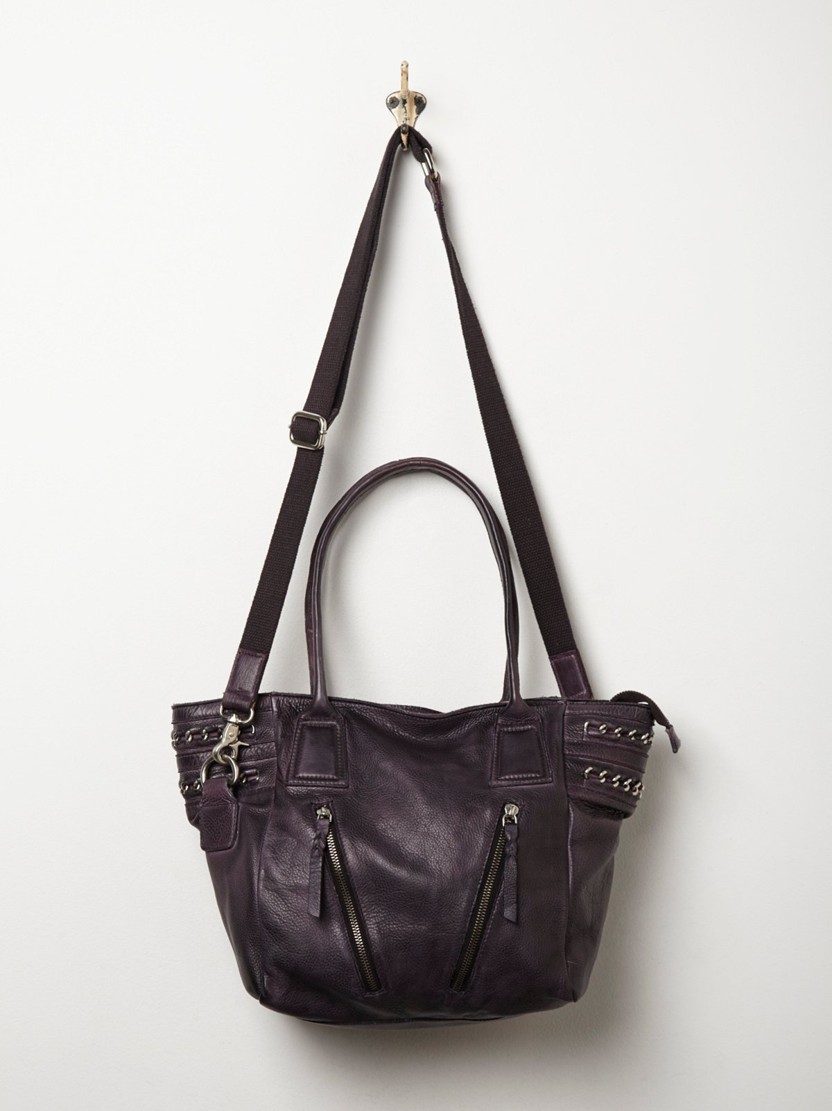 Camden Leather Tote
