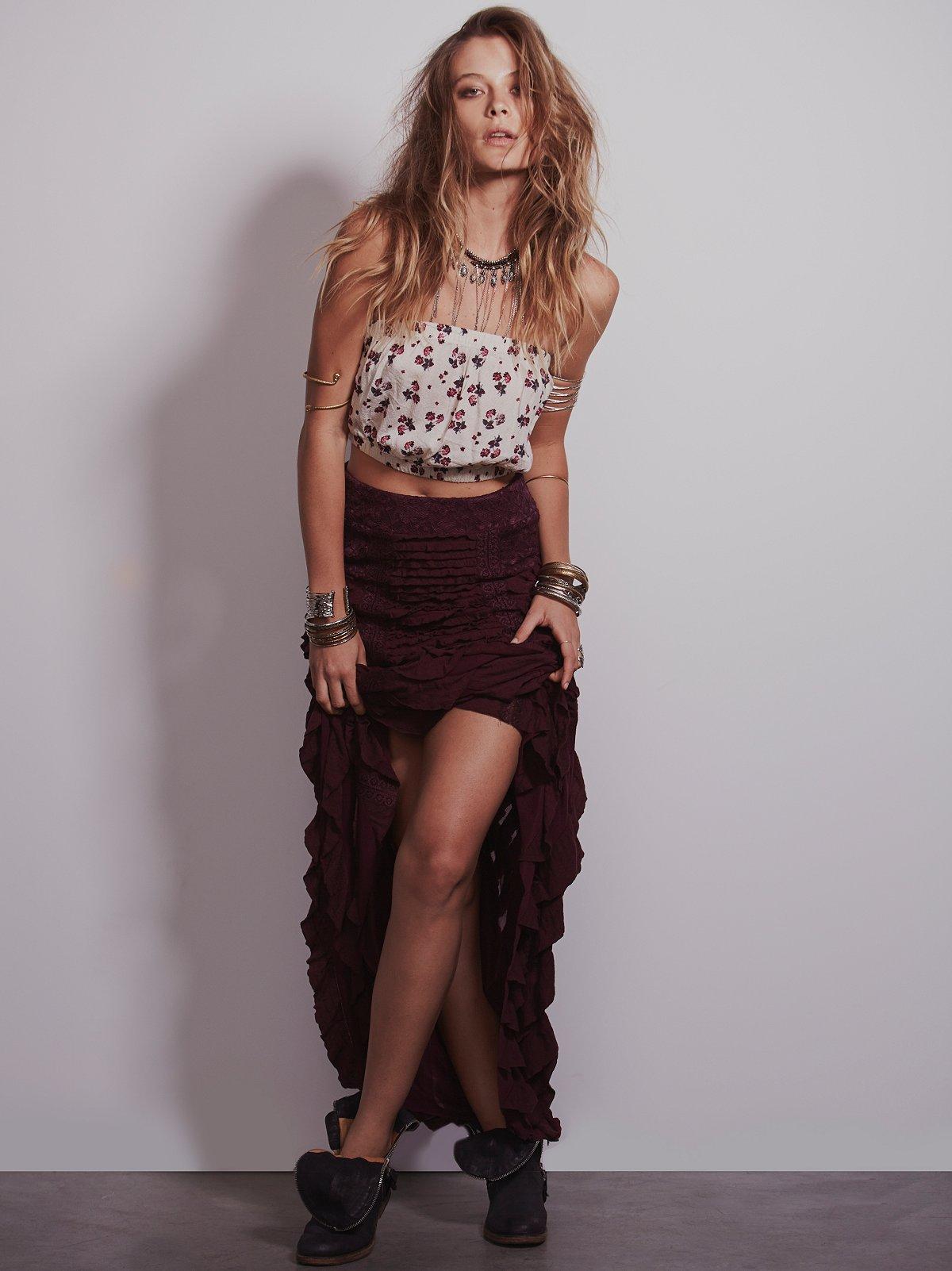 FP X Never Ending Story Maxi Skirt