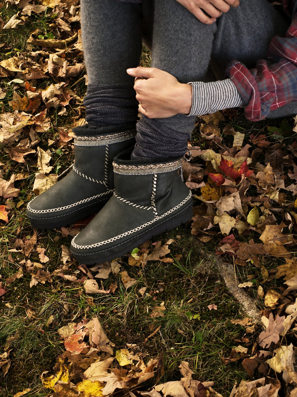 Rockfort Ankle Boot
