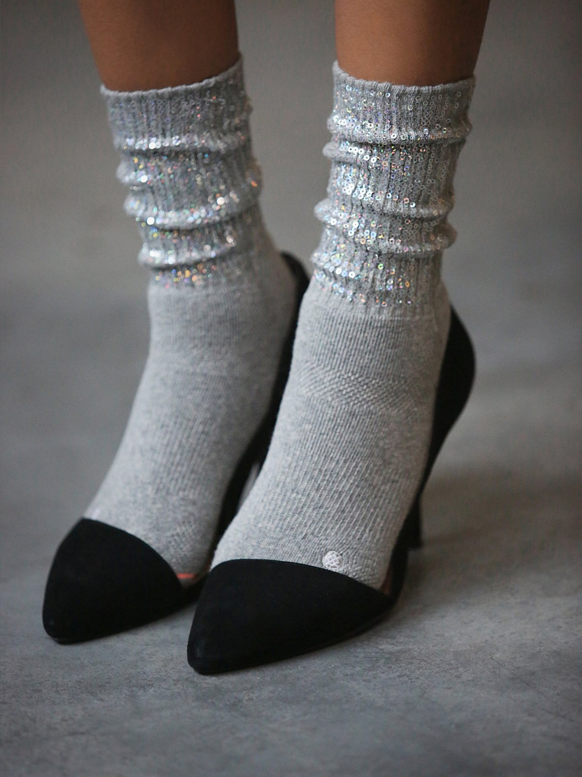 Be-glam Crew Sock