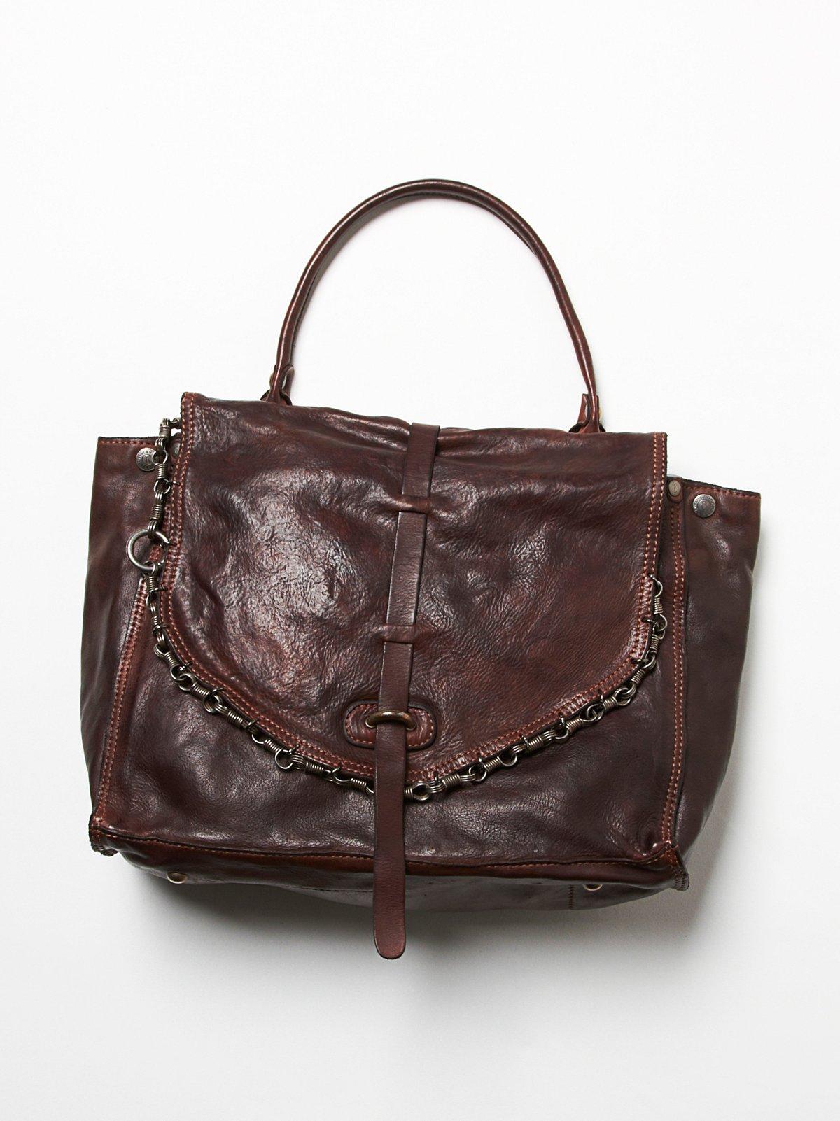 Manetta Leather Bag