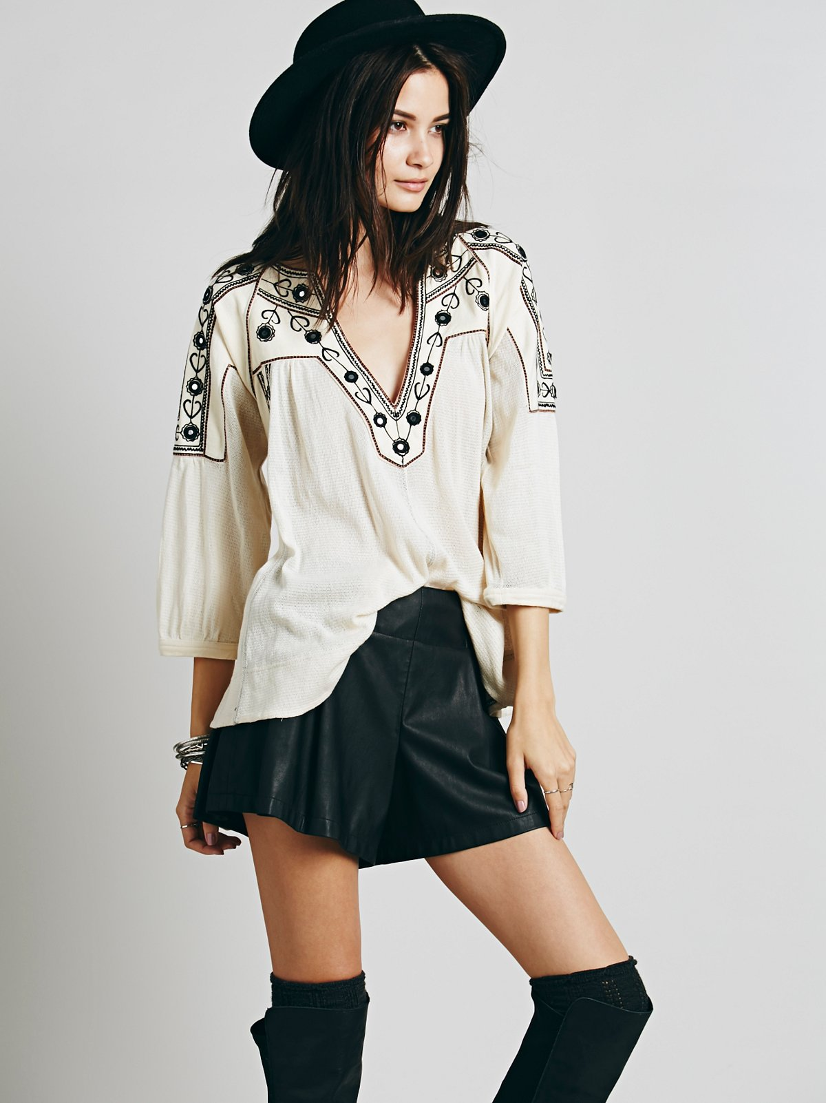 FP New Romantics Bohemia Blouse