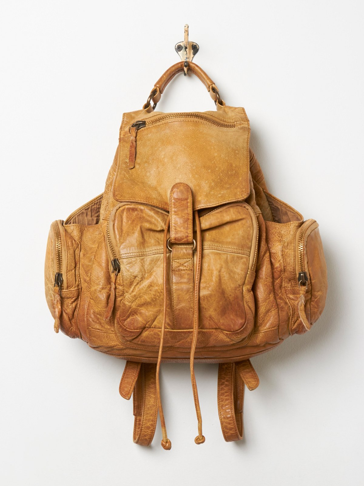 Love Worn Backpack at Free People Clothing Boutique