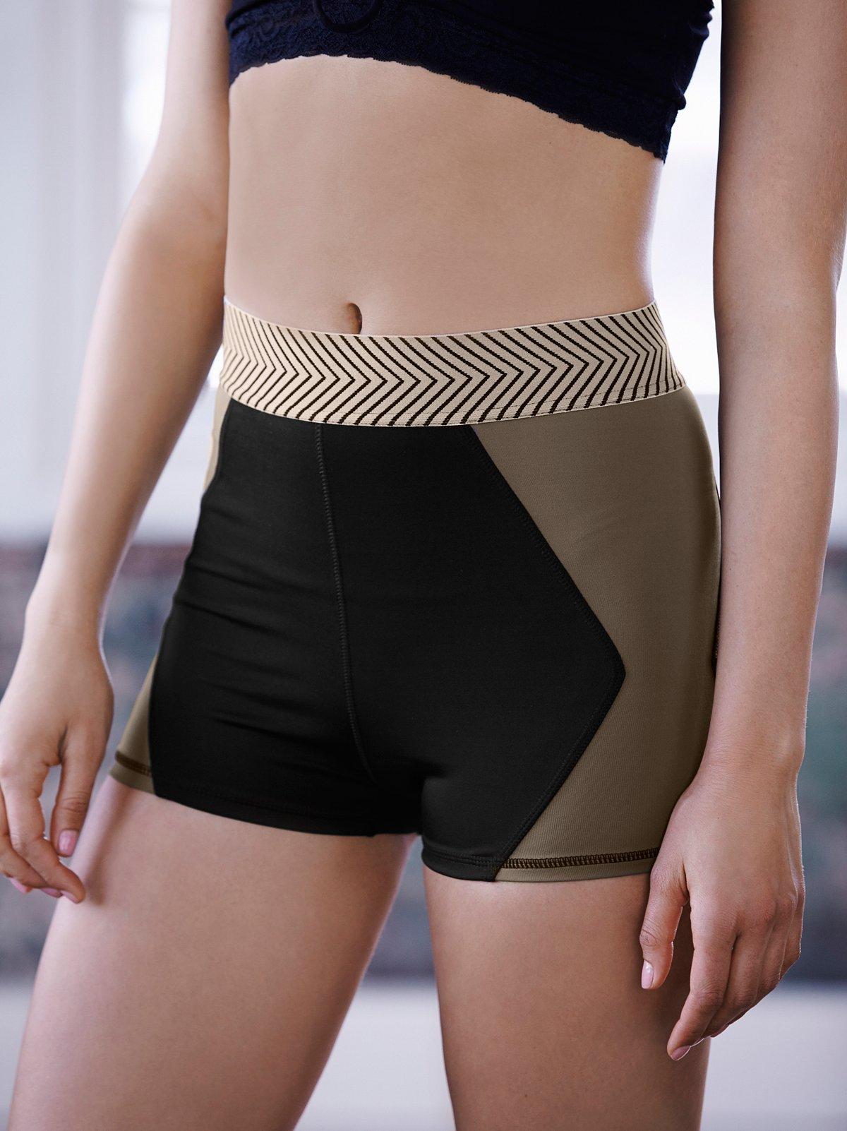 Xena 高腰短裤