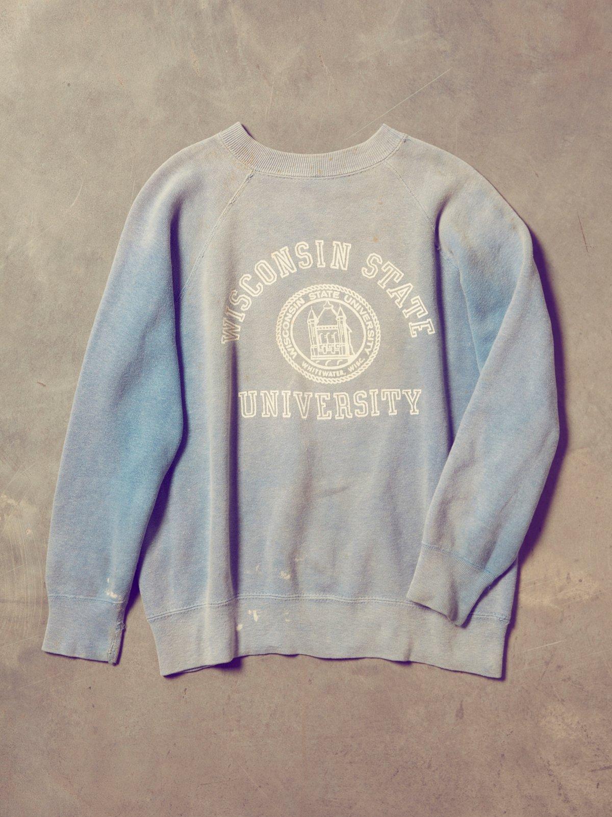 Vintage 1960s Sweatshirt