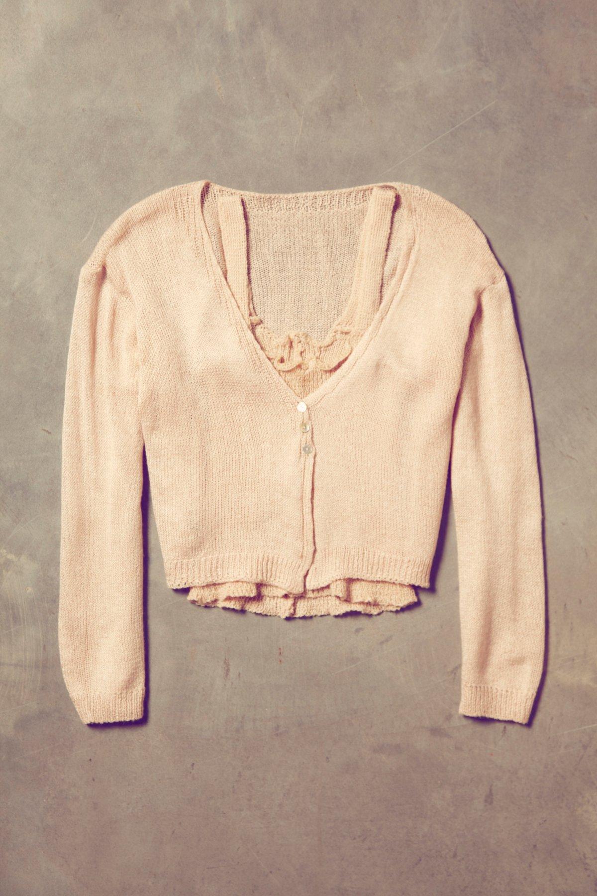 Vintage 1980s Warm Up Sweater Set