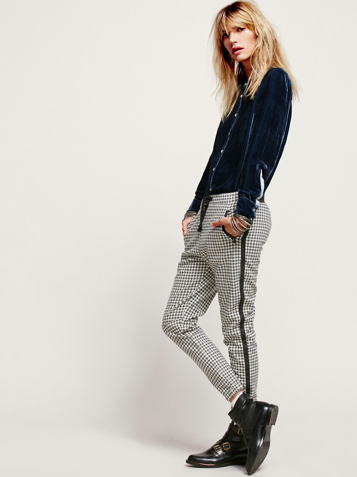 Menswear Slouch Pant