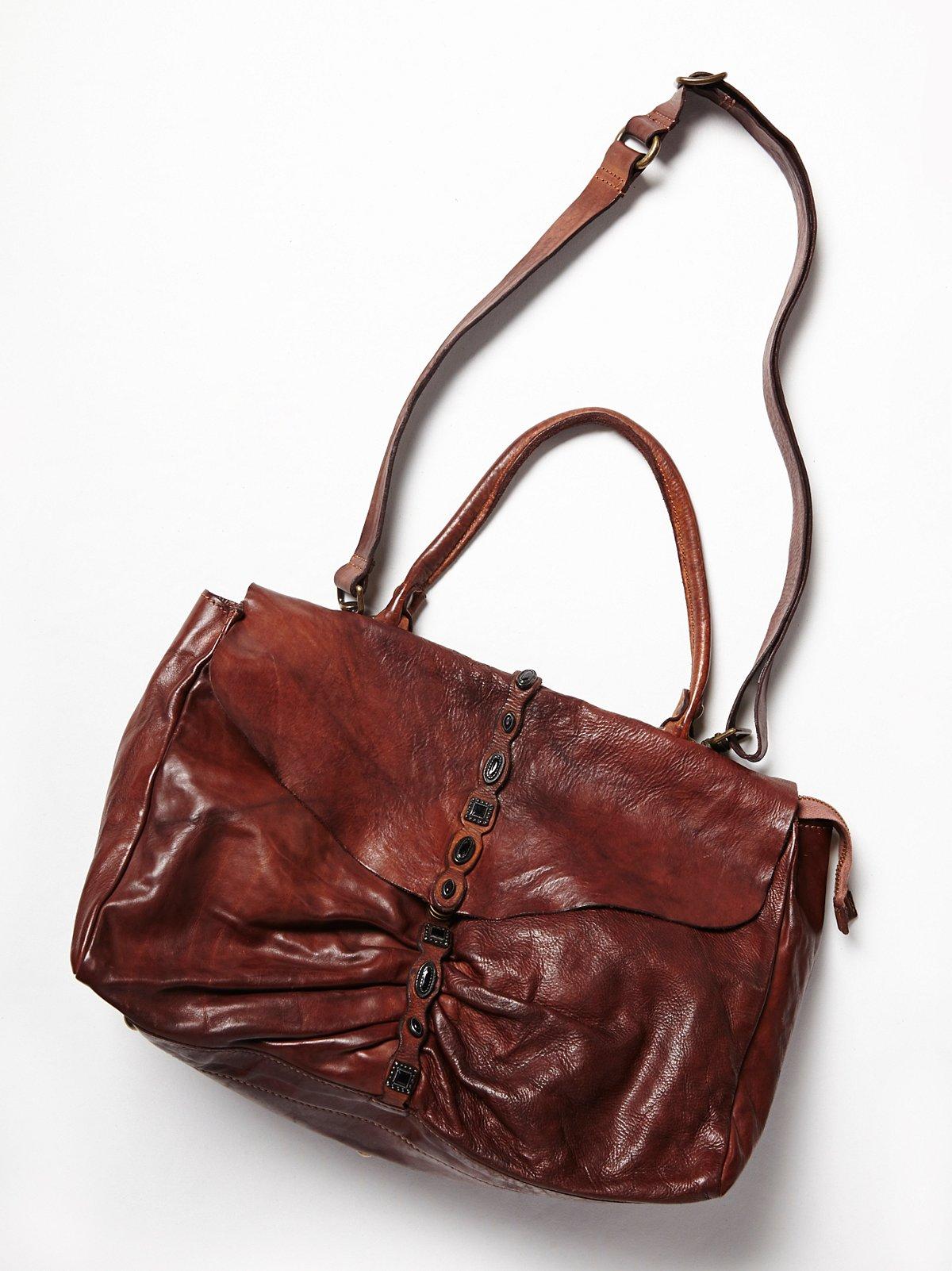 Castoni Distressed Bag