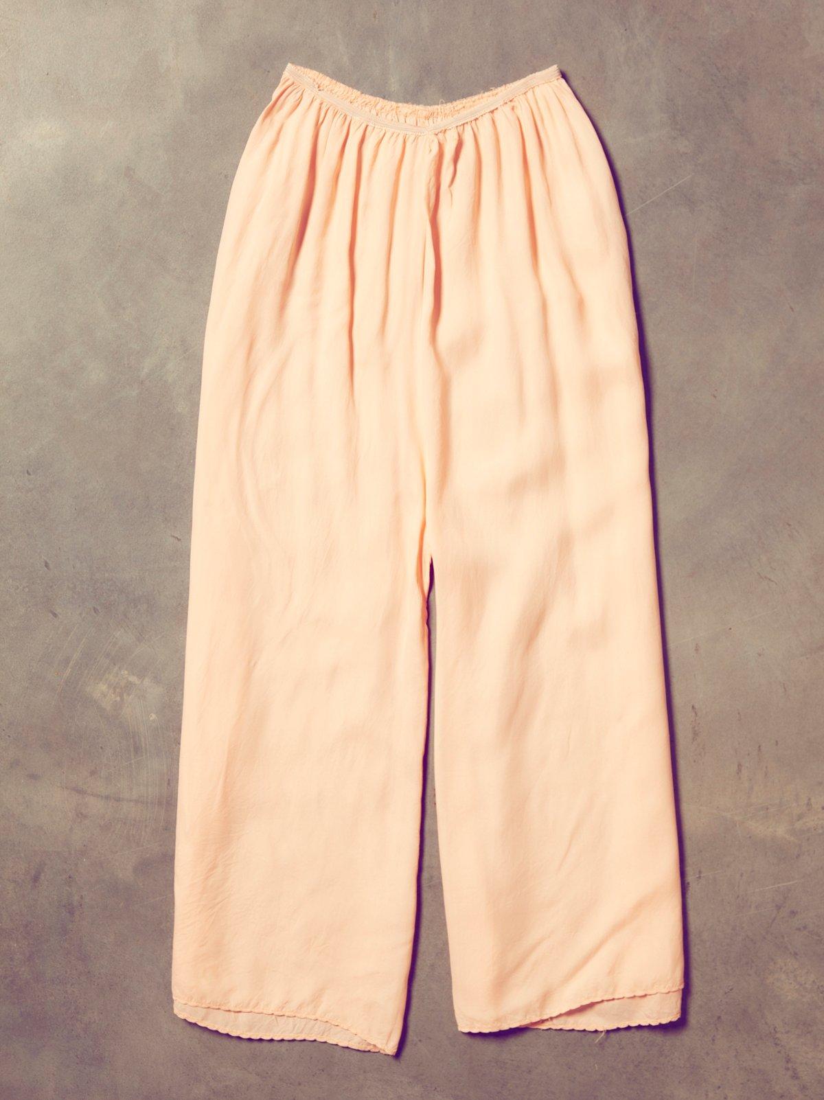 Vintage 1950s Lounge Pant